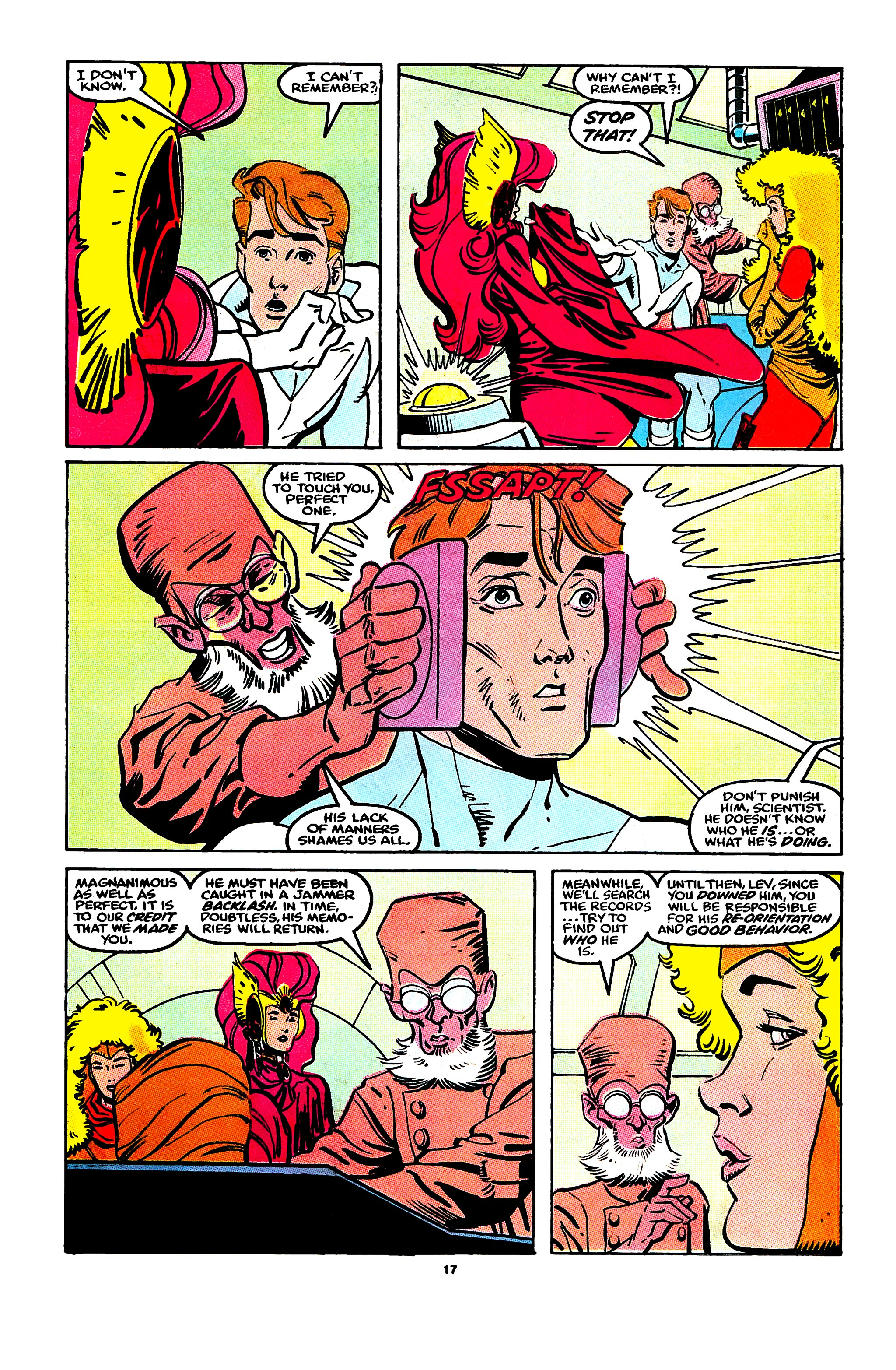 Read online X-Factor (1986) comic -  Issue #44 - 14