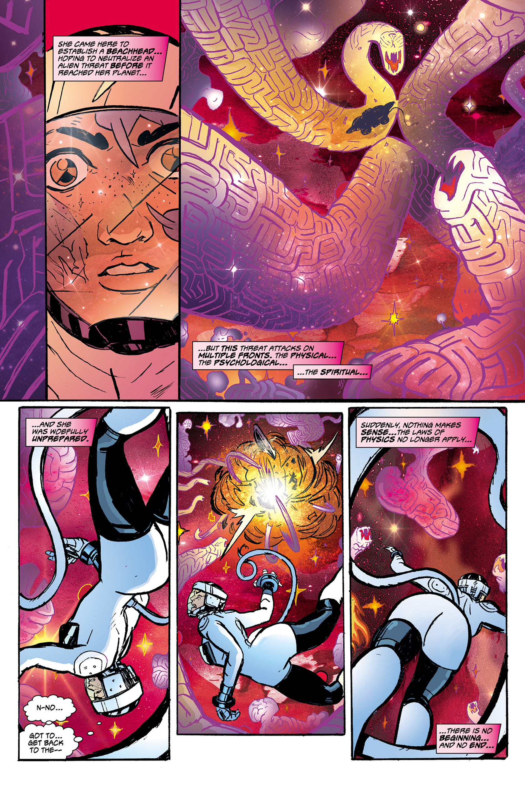 Read online Catalyst Comix comic -  Issue #8 - 28