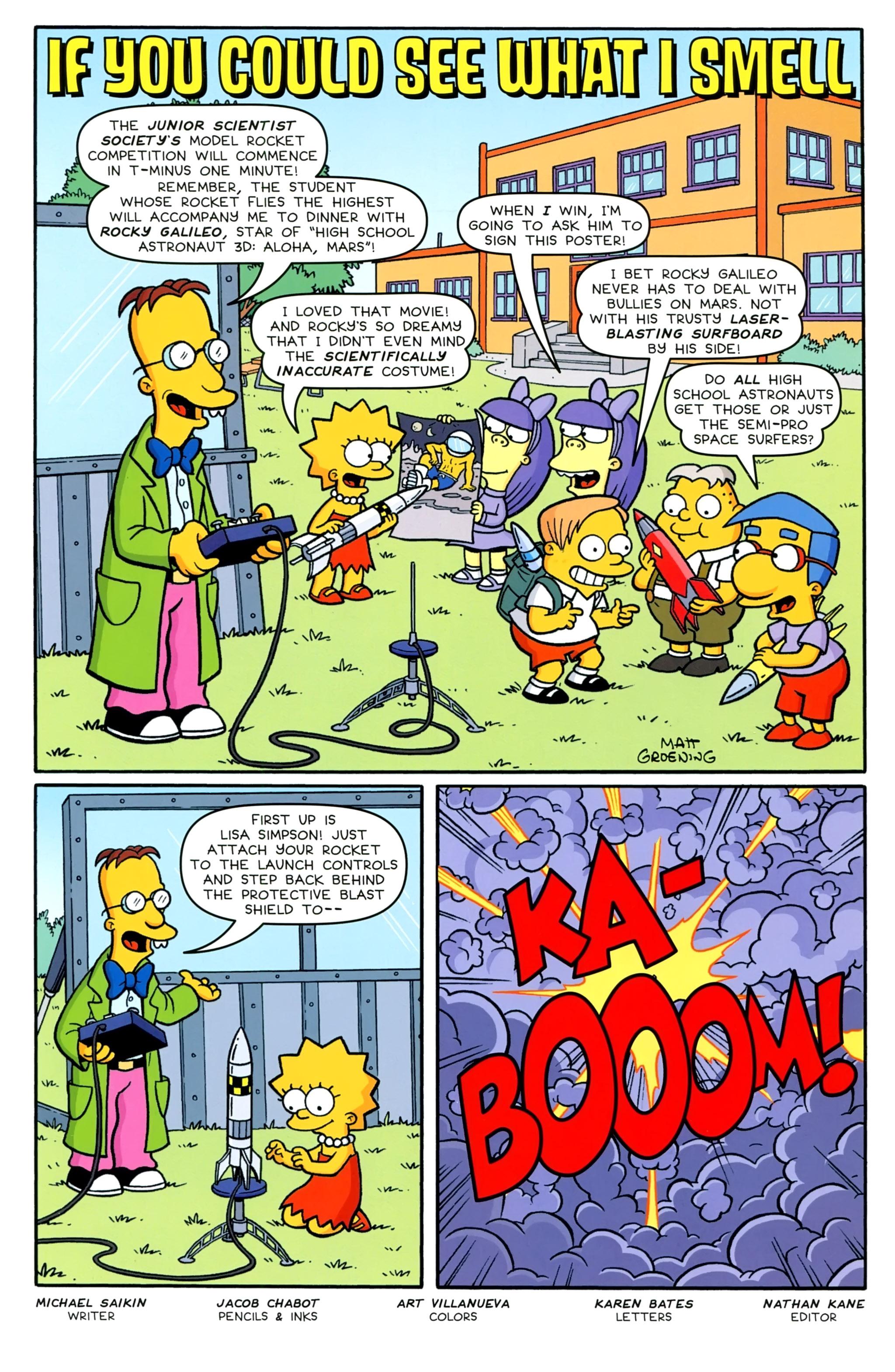Read online Simpsons Comics comic -  Issue #231 - 15