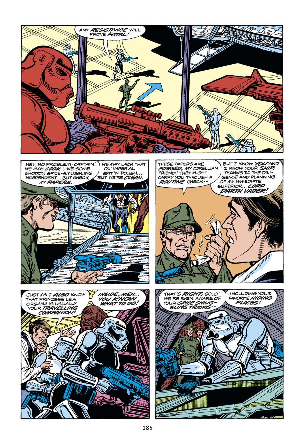 Read online Star Wars Omnibus comic -  Issue # Vol. 14 - 184
