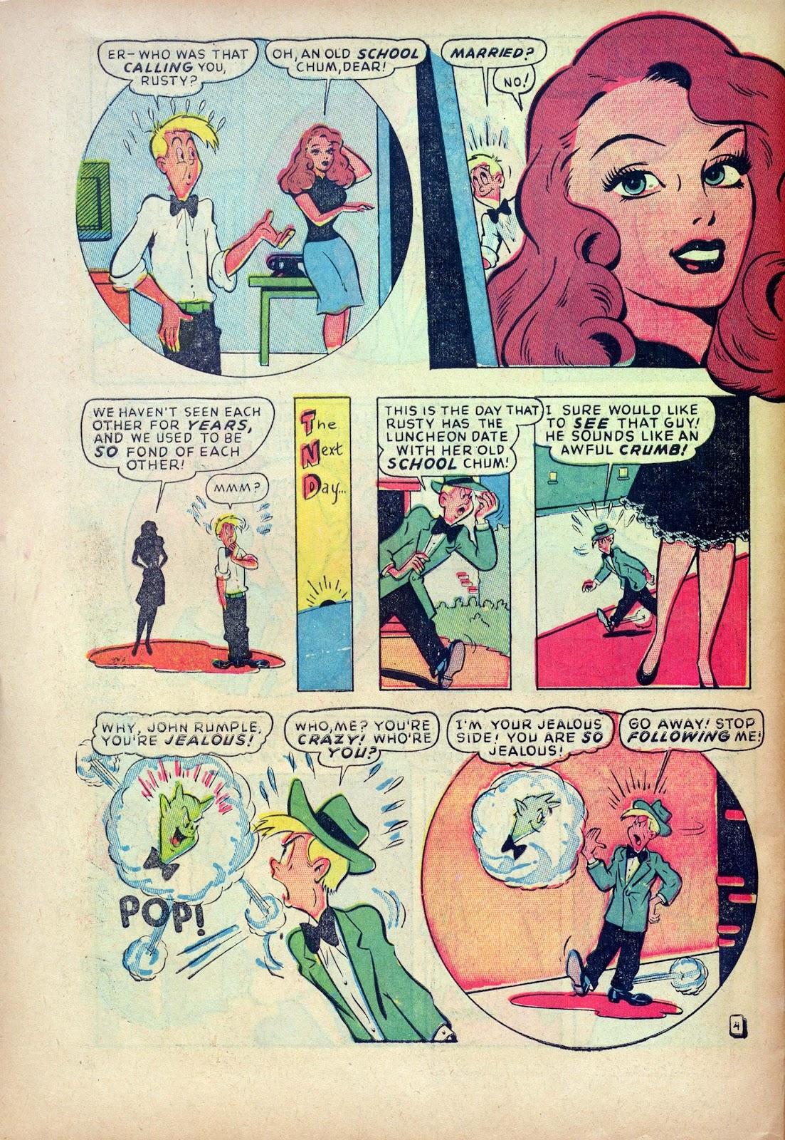 Read online Joker Comics comic -  Issue #31 - 30