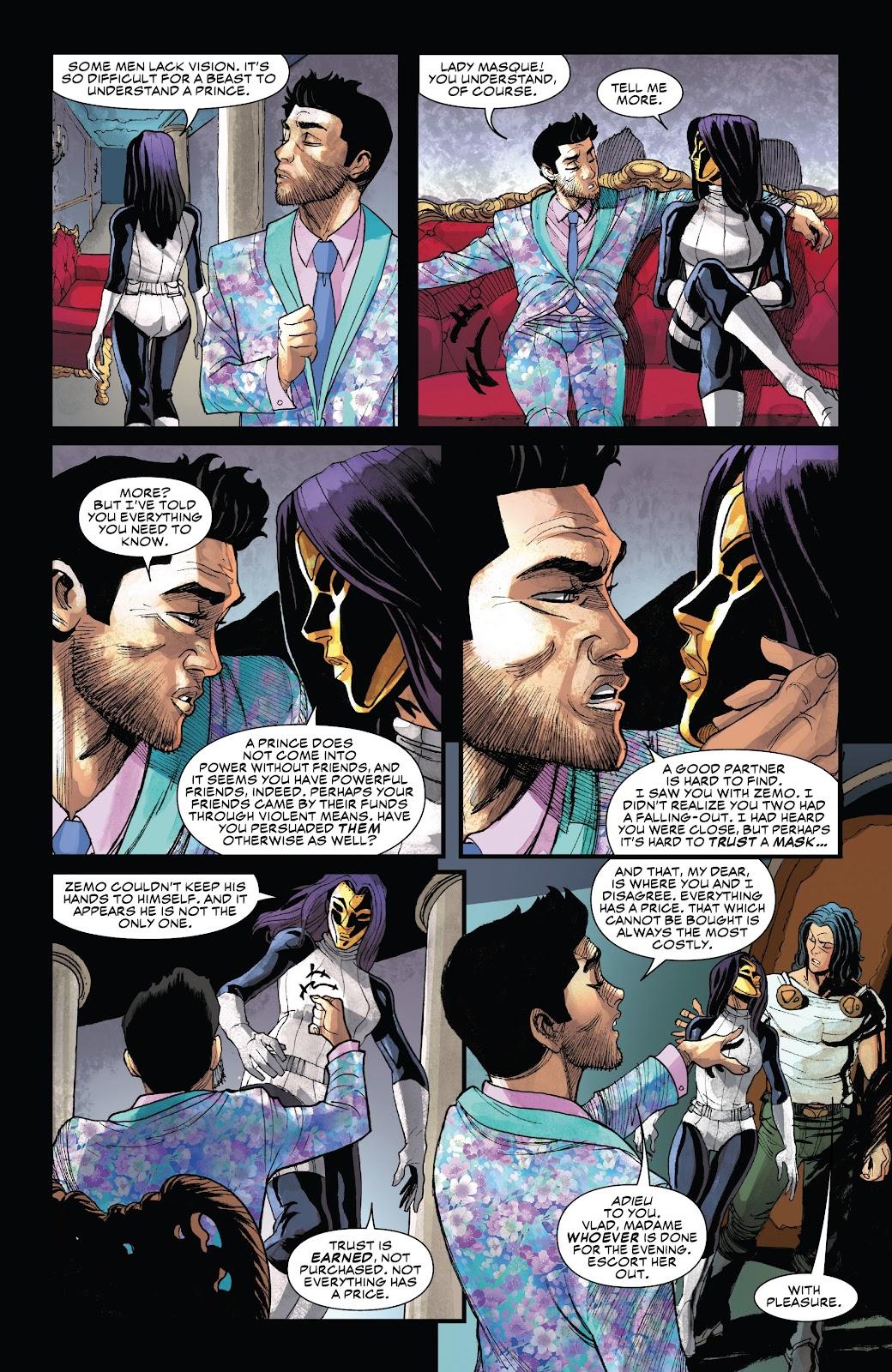 Read online Black Widow (2019) comic -  Issue #3 - 20