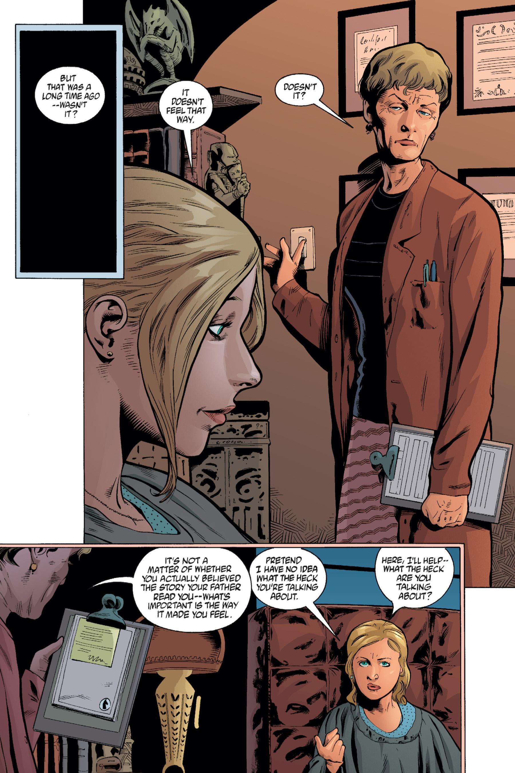 Read online Buffy the Vampire Slayer: Omnibus comic -  Issue # TPB 1 - 262