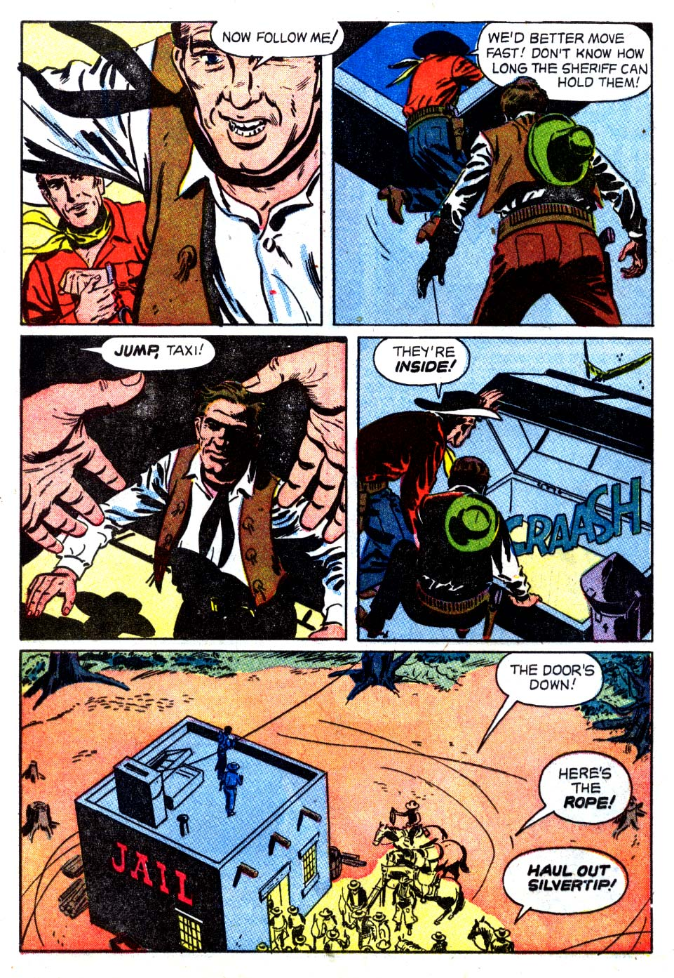 Four Color Comics issue 835 - Page 28