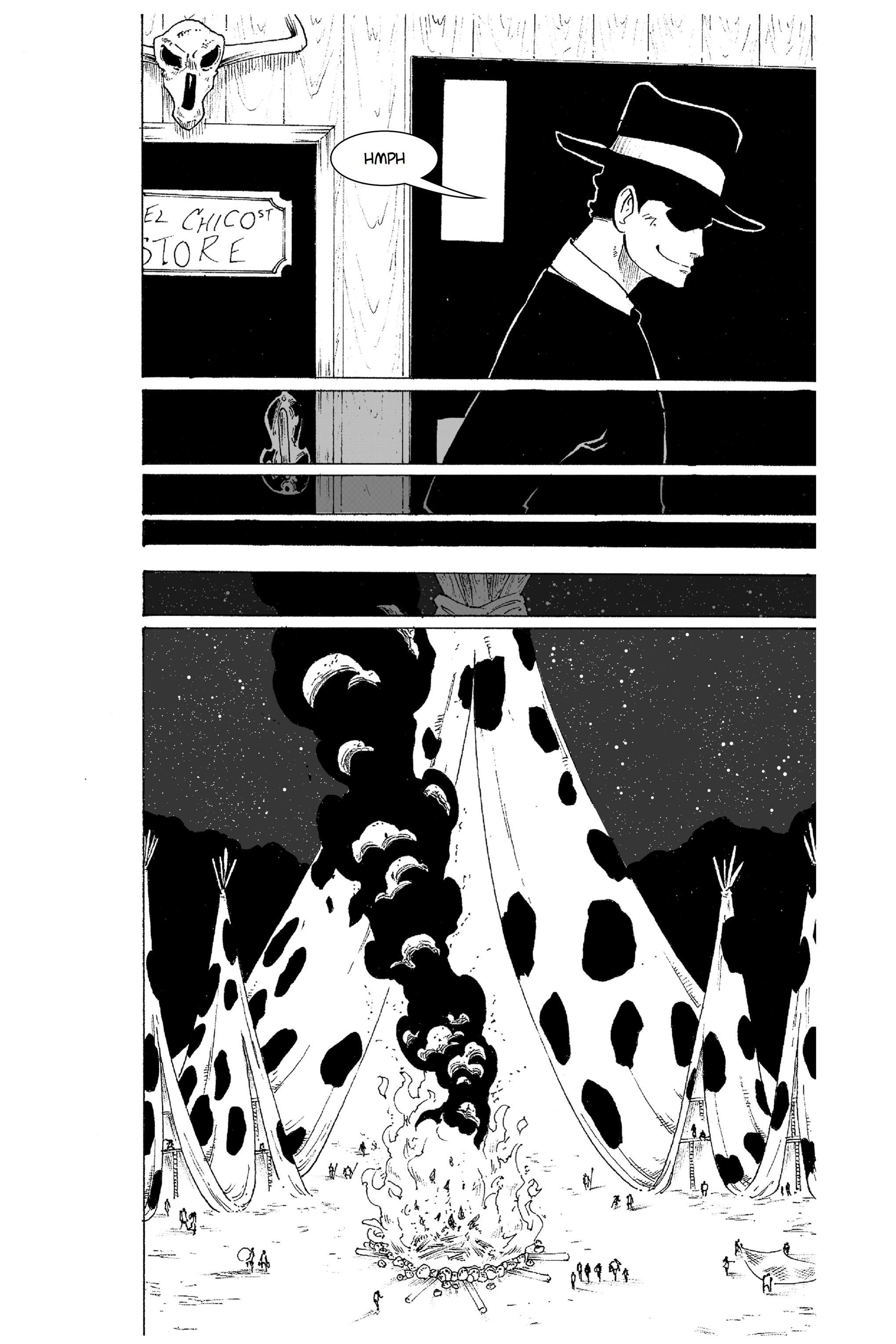 Read online Silvertongue 30xx Vol. 1 comic -  Issue # Full - 19