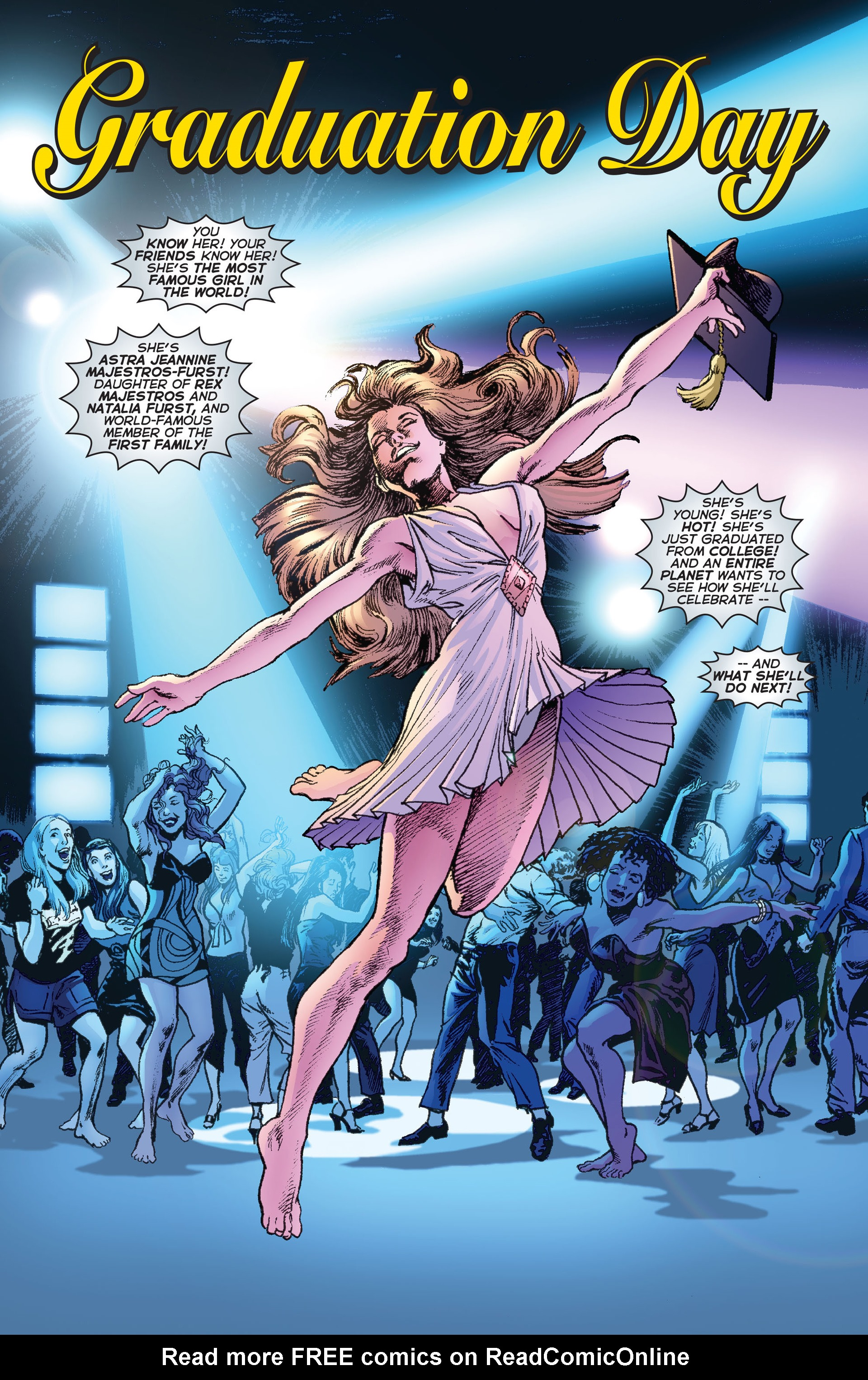 Read online Astro City: Astra Special comic -  Issue #1 - 3