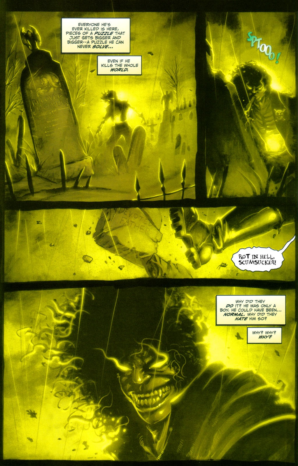 Read online Evil Ernie in Santa Fe comic -  Issue #1 - 18