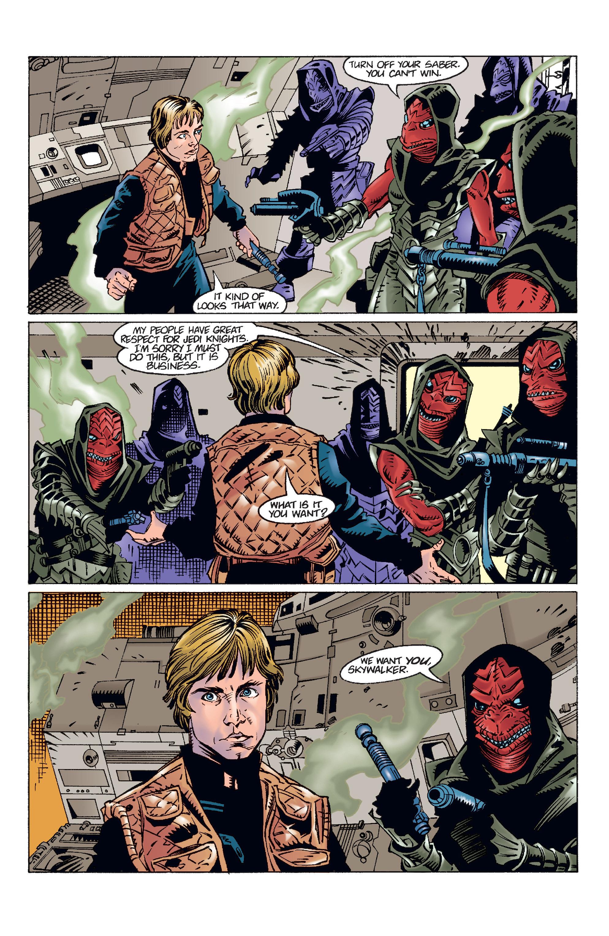 Read online Star Wars Omnibus comic -  Issue # Vol. 11 - 97
