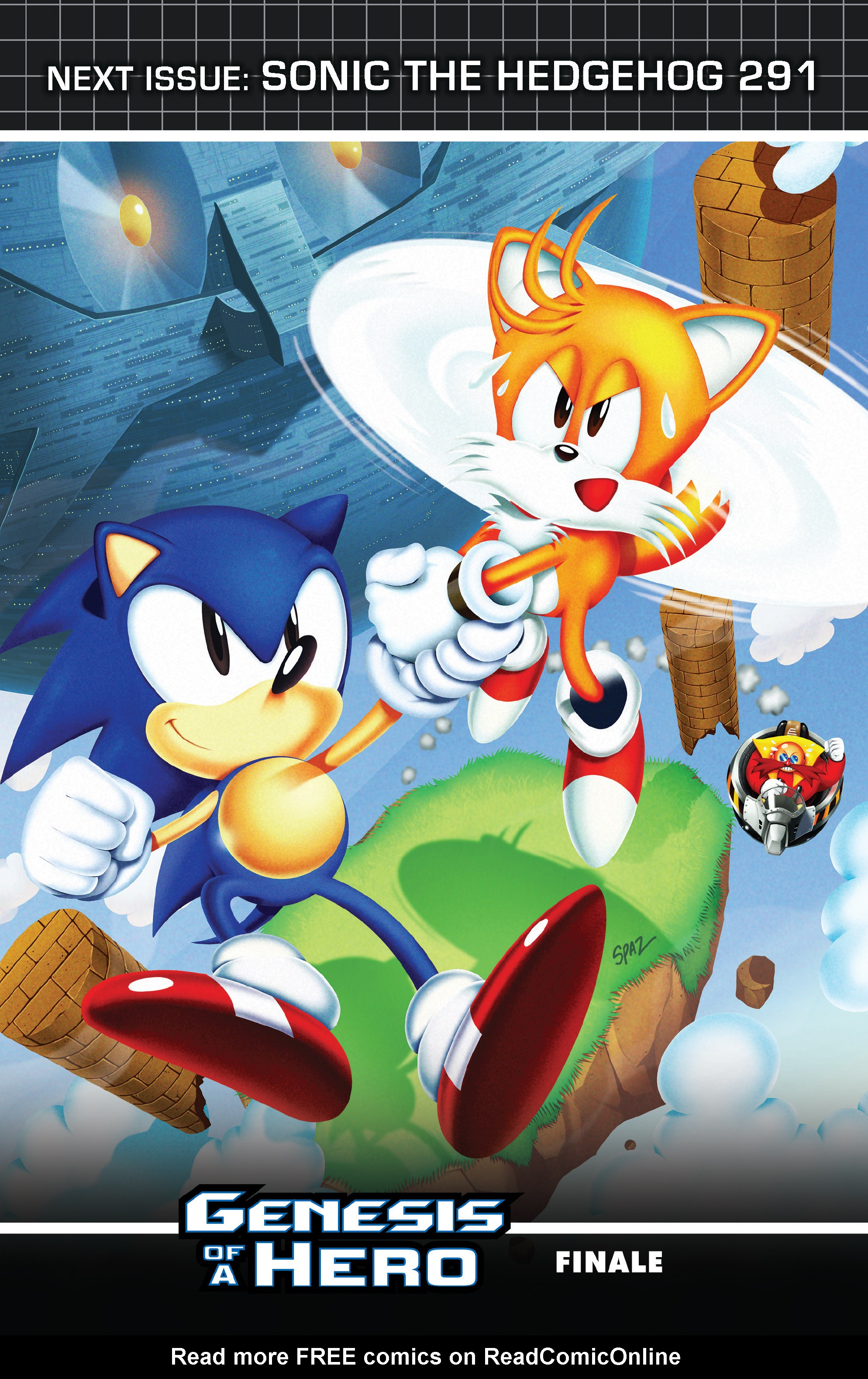 Read online Sonic The Hedgehog comic -  Issue #290 - 24