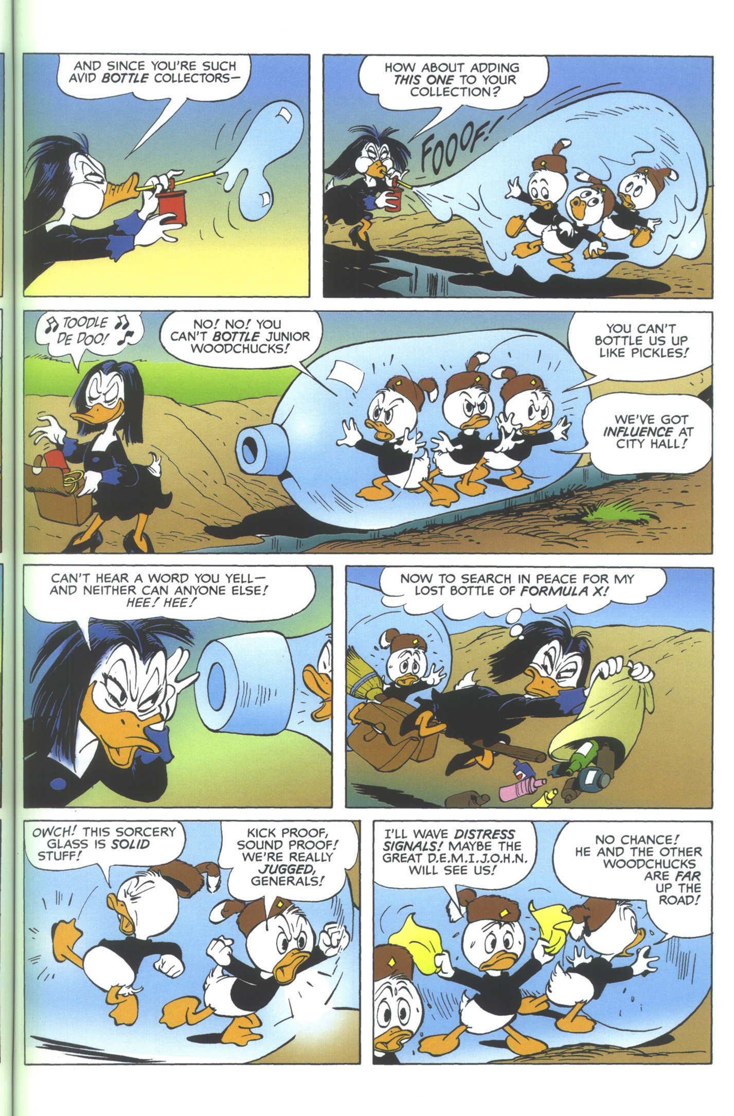 Read online Uncle Scrooge (1953) comic -  Issue #355 - 45