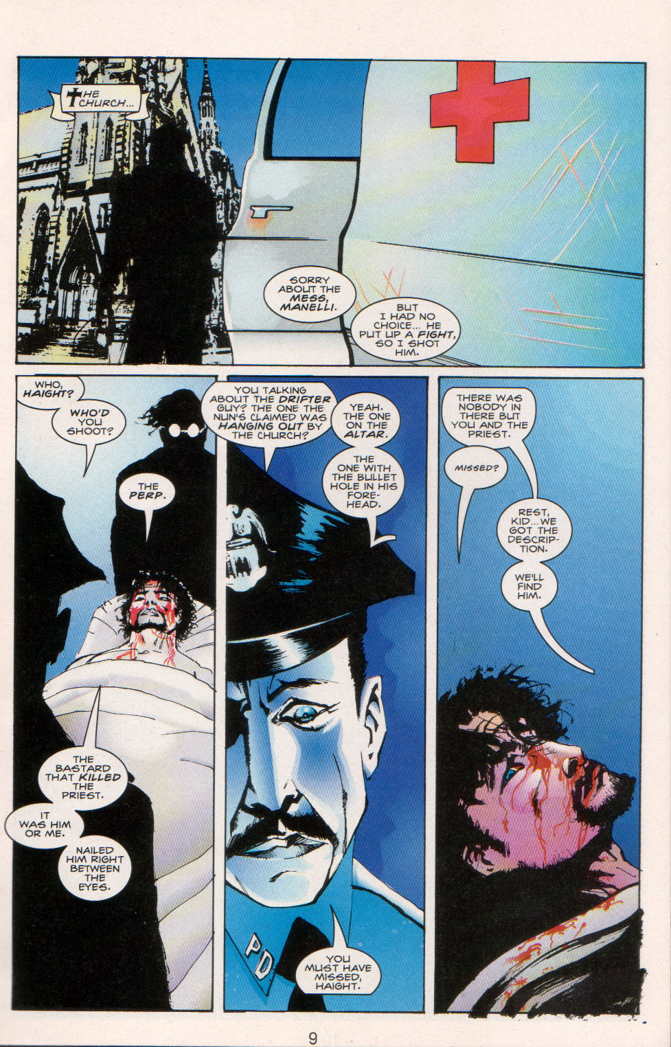 Read online Hellshock comic -  Issue #2 - 11