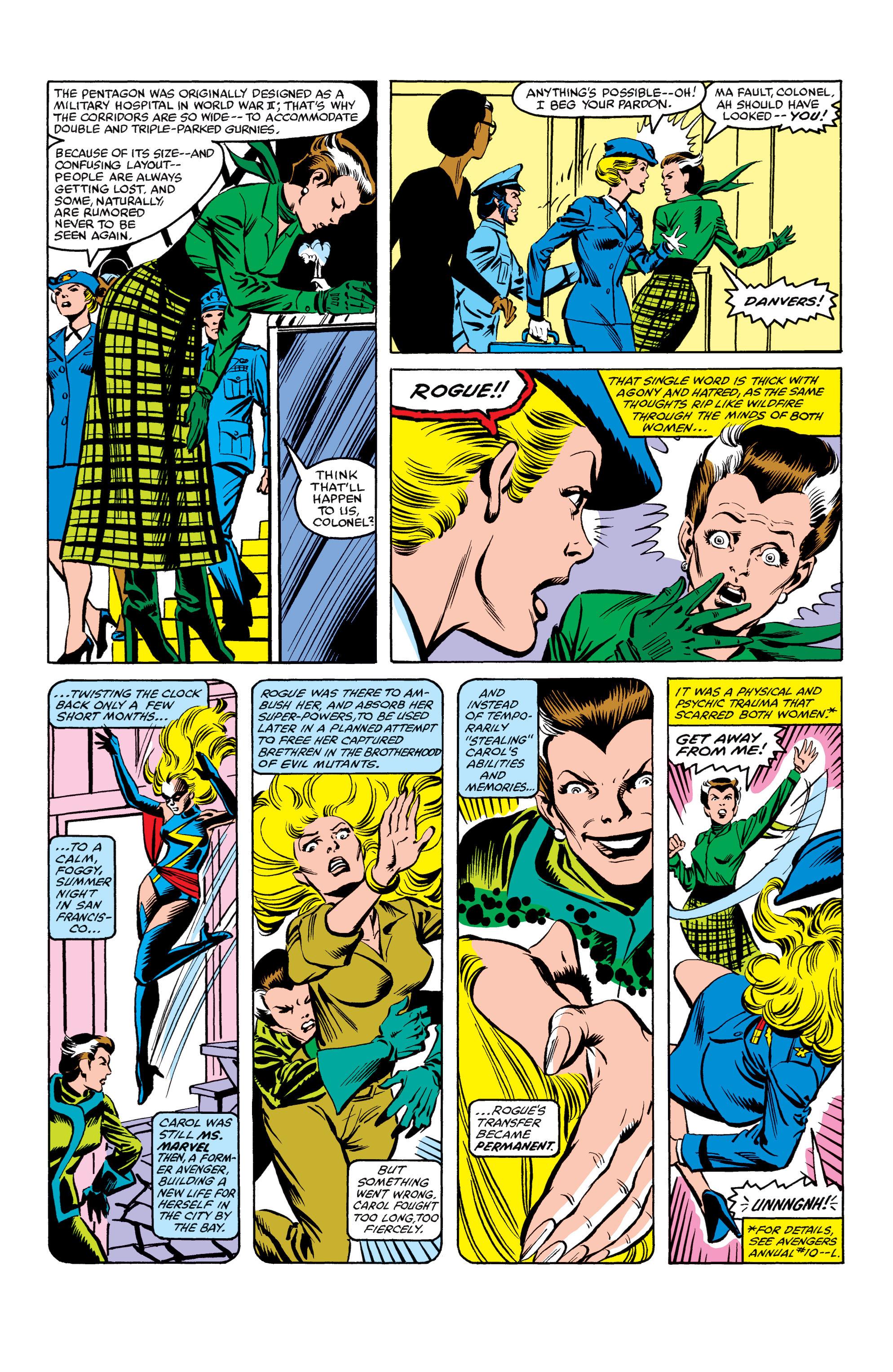Read online Uncanny X-Men (1963) comic -  Issue #158 - 13