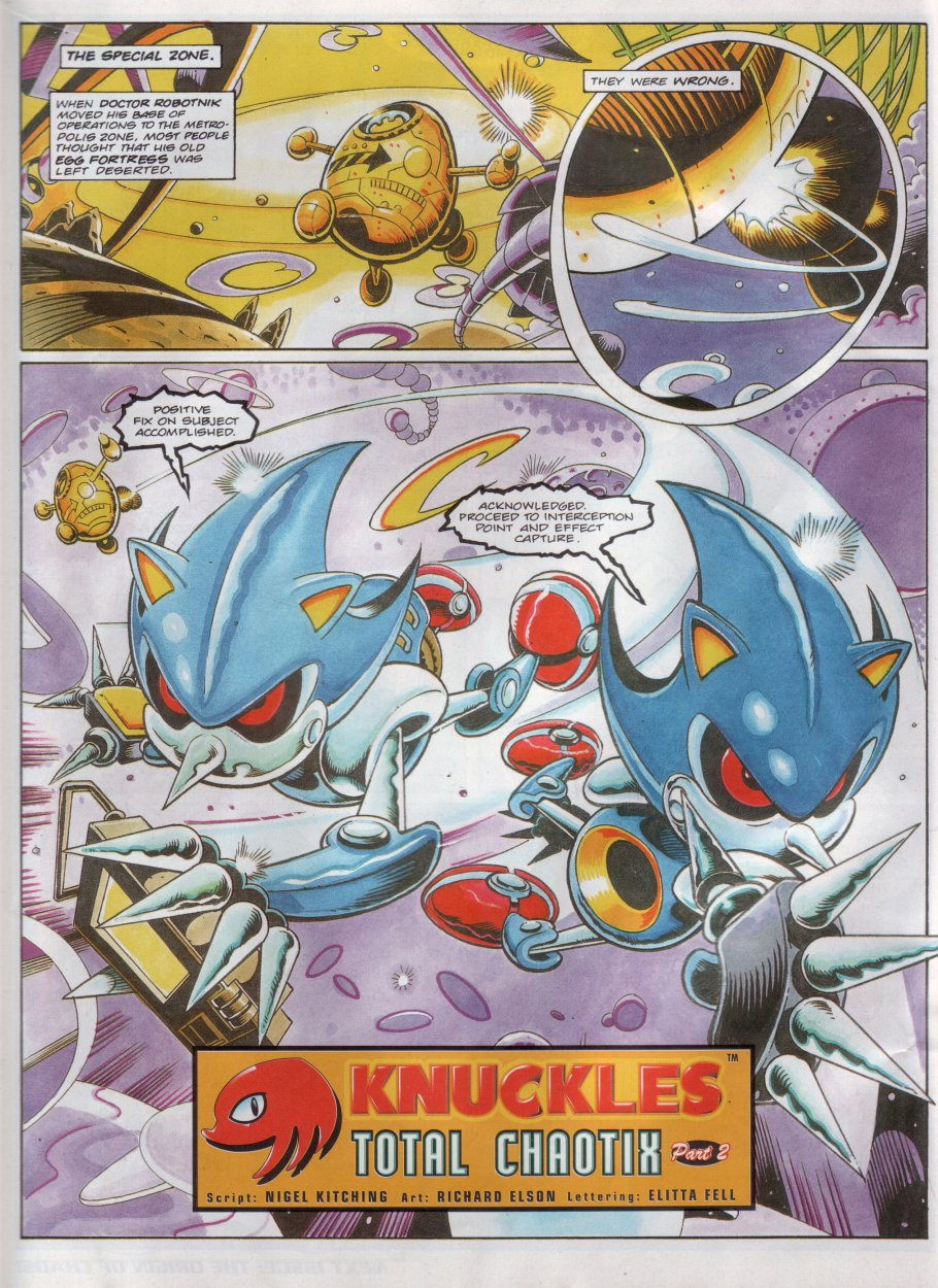 Read online Sonic the Comic comic -  Issue #54 - 18