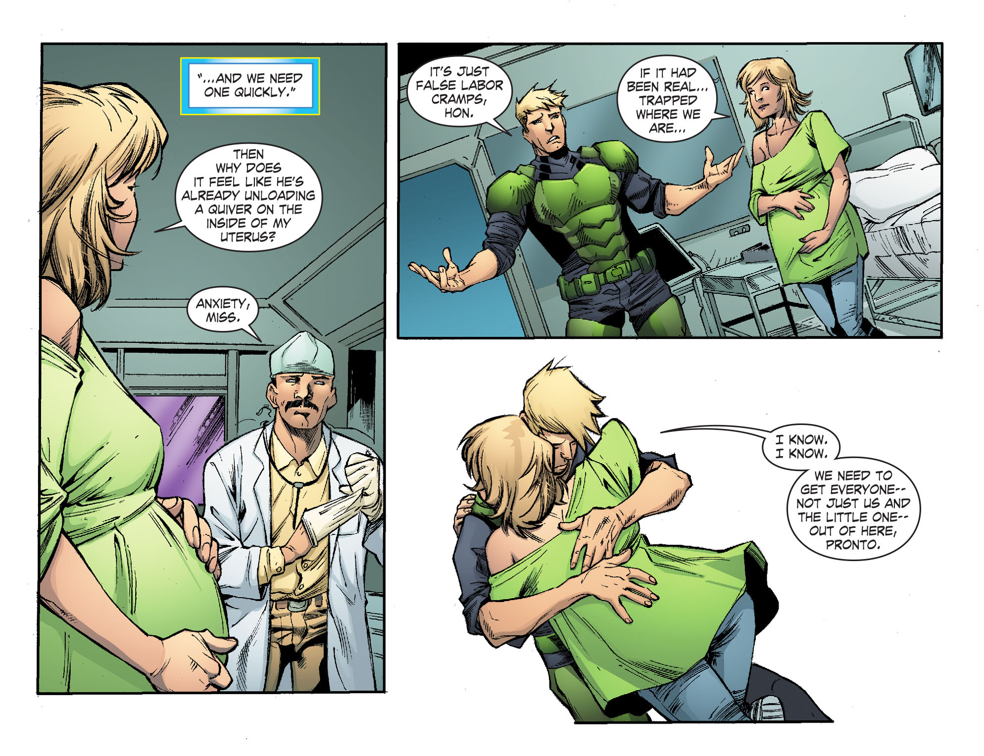 Read online Smallville: Continuity comic -  Issue #1 - 13