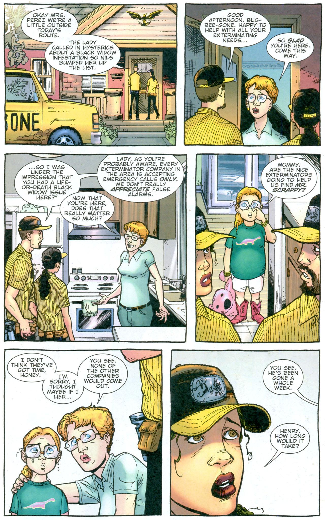 Read online The Exterminators comic -  Issue #14 - 15