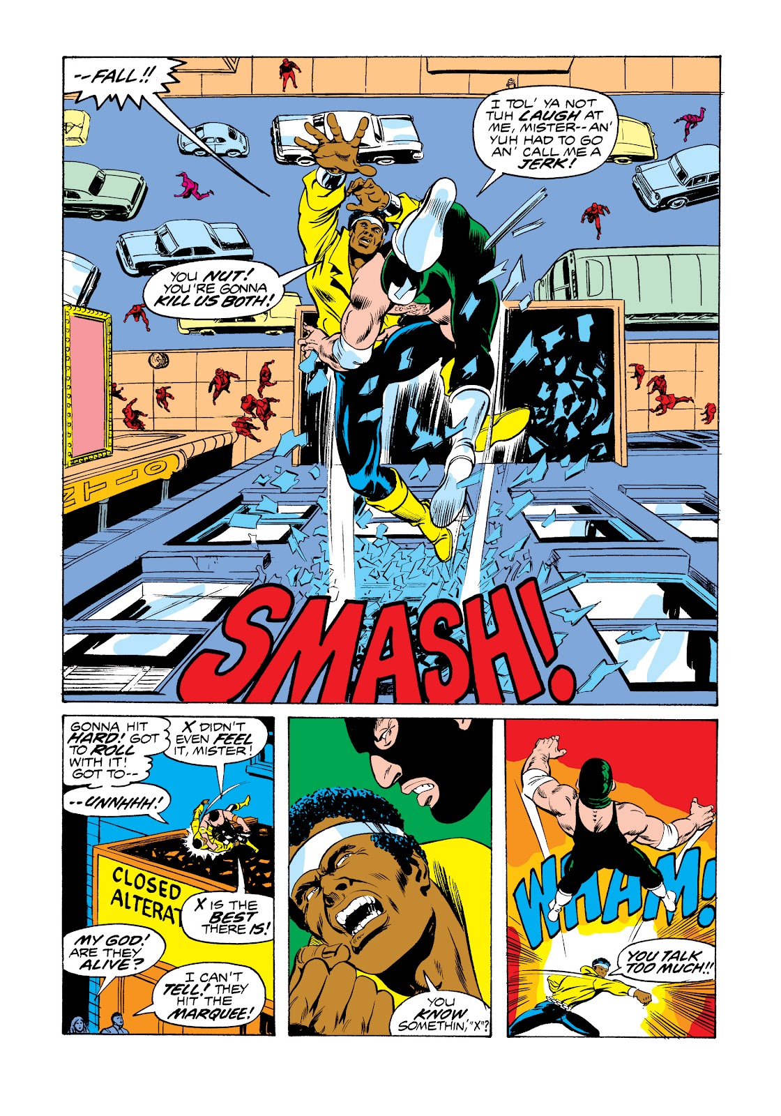 Read online Marvel Masterworks: Luke Cage, Power Man comic -  Issue # TPB 2 (Part 3) - 14