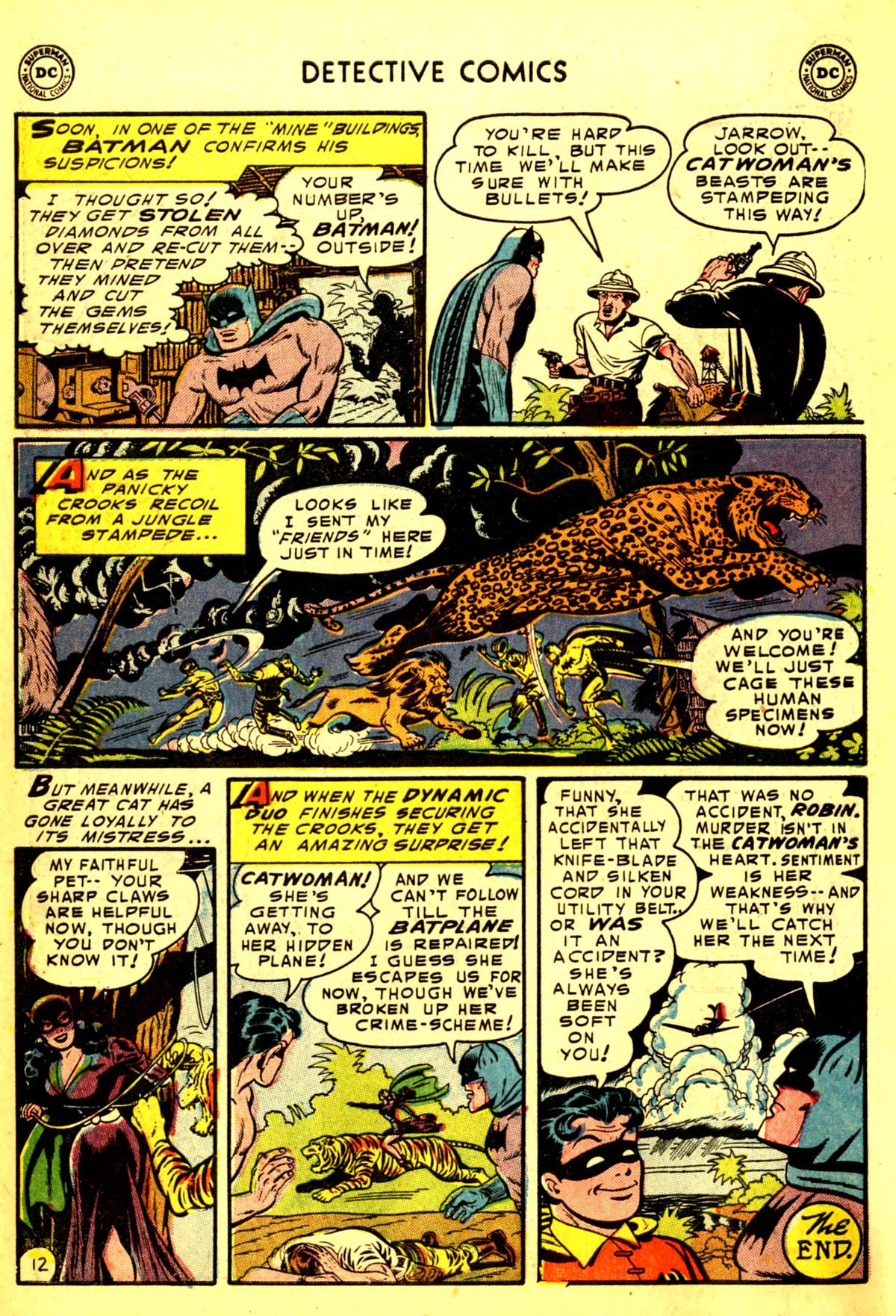 Read online Detective Comics (1937) comic -  Issue #211 - 14