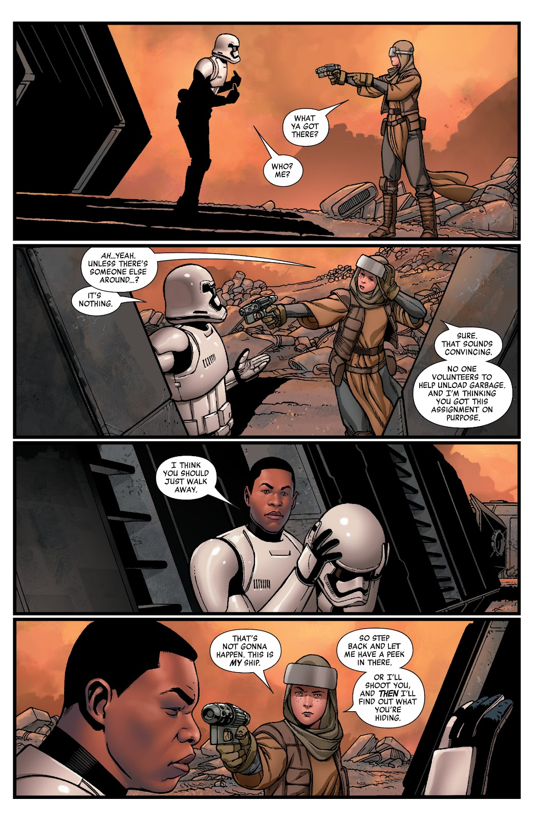 Read online Star Wars: Age of Republic: Heroes comic -  Issue # TPB - 22