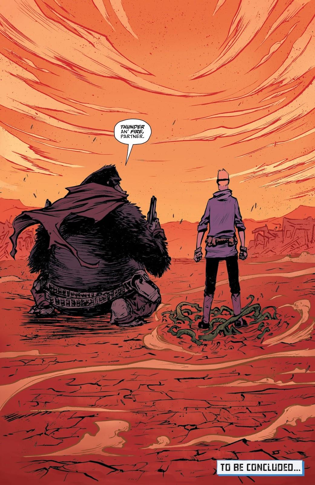 Six-Gun Gorilla issue 5 - Page 25