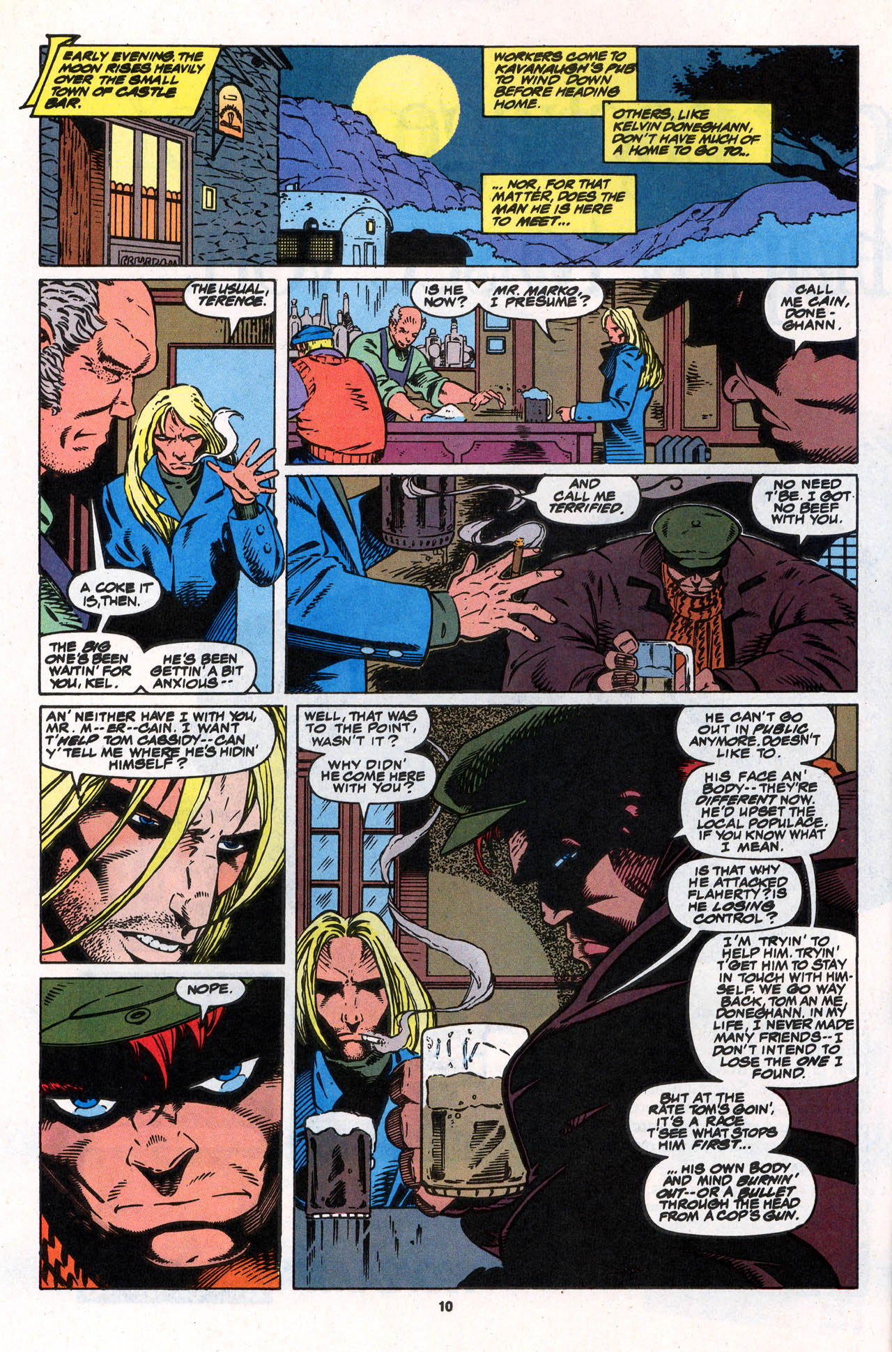 Read online X-Force (1991) comic -  Issue #31 - 11