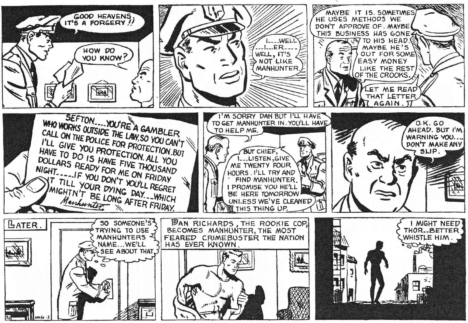 Read online Men of Mystery Comics comic -  Issue #81 - 44