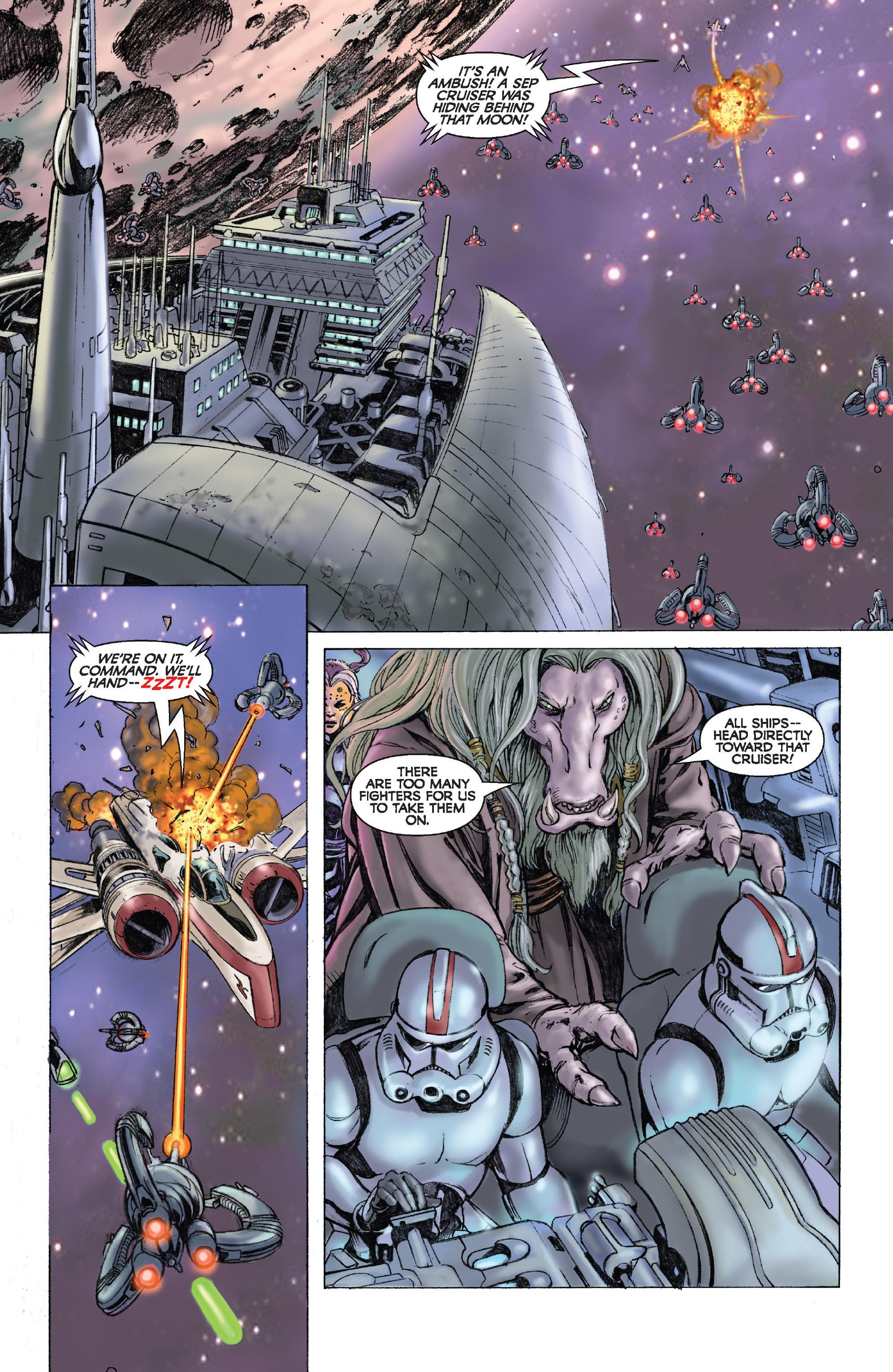 Read online Star Wars Omnibus comic -  Issue # Vol. 31 - 170