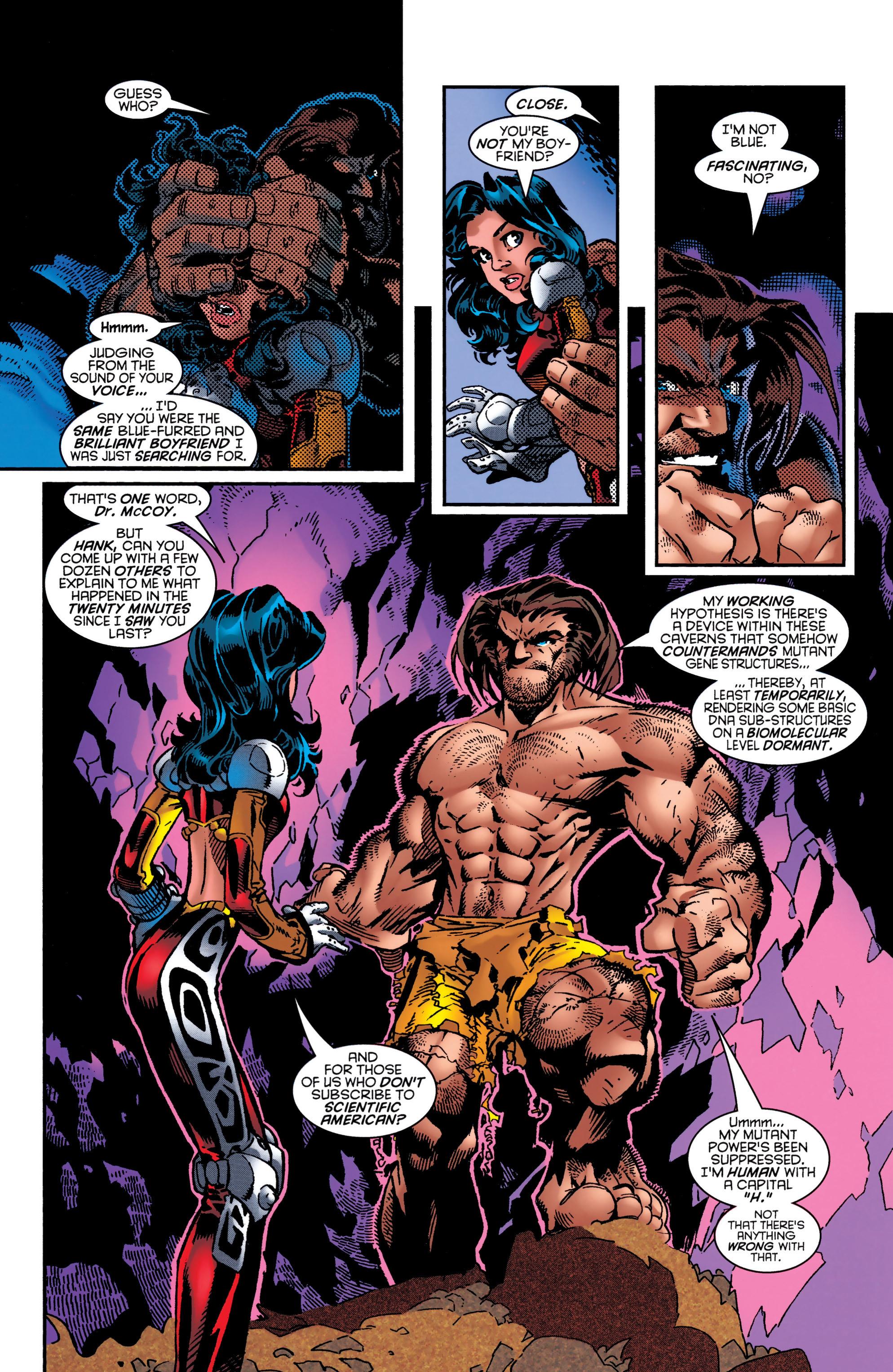 Read online Uncanny X-Men (1963) comic -  Issue #349 - 5