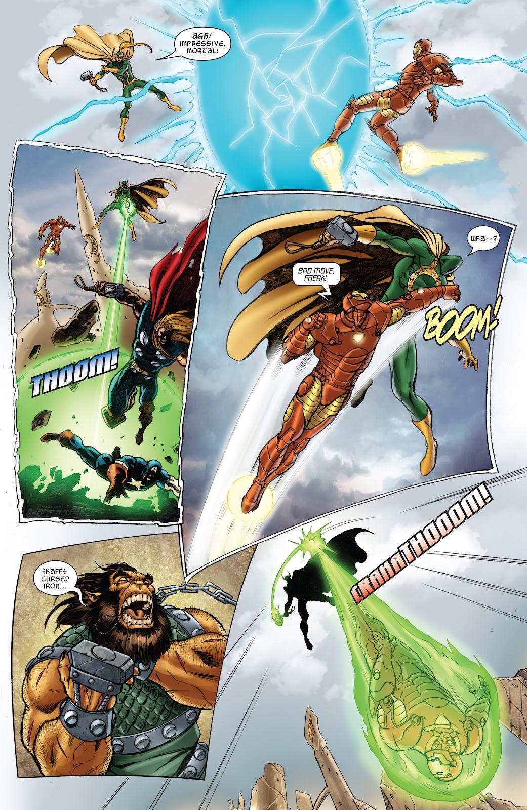 Read online Thor: Ragnaroks comic -  Issue # TPB (Part 2) - 62
