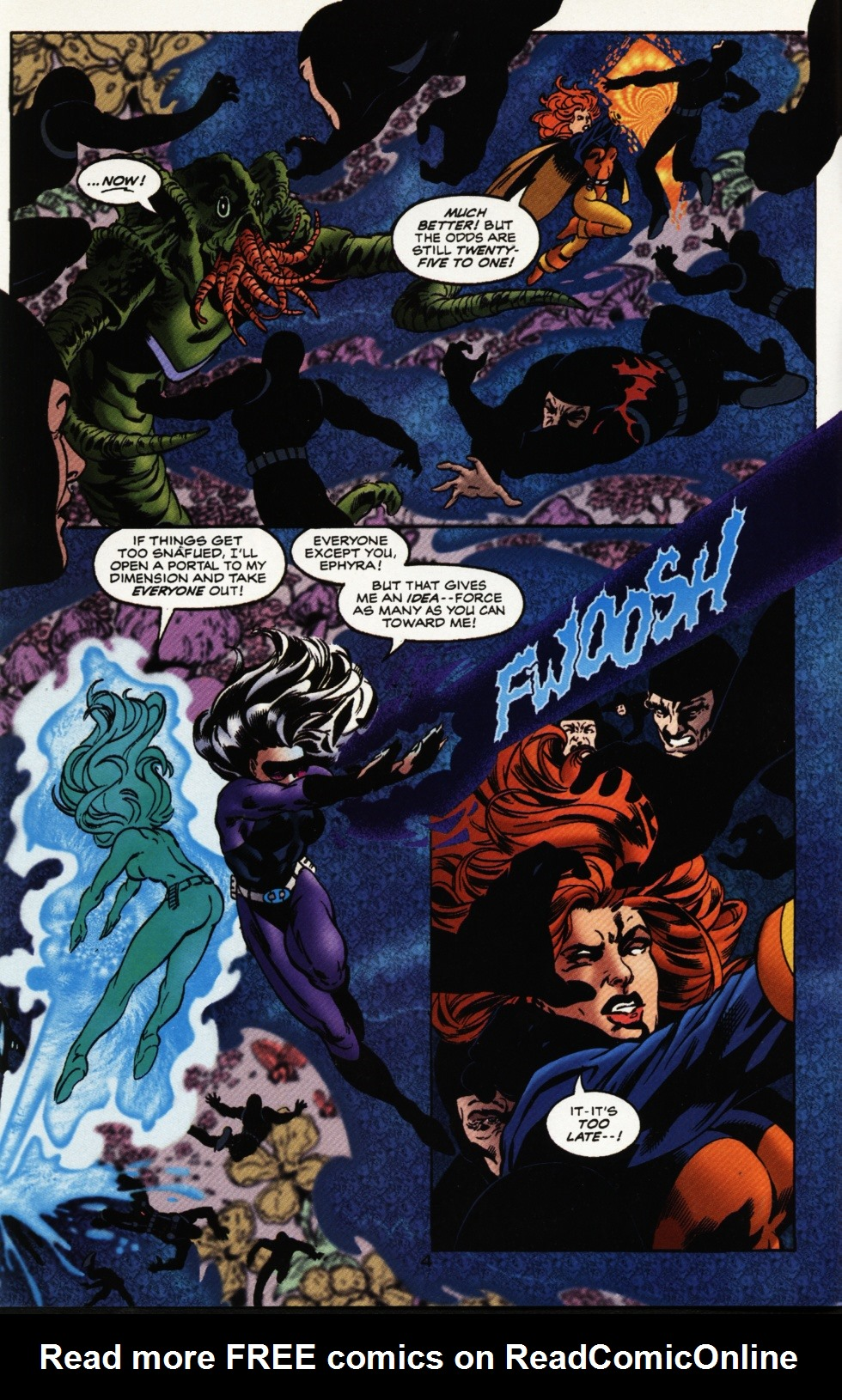 Read online Superboy & The Ravers comic -  Issue #11 - 5