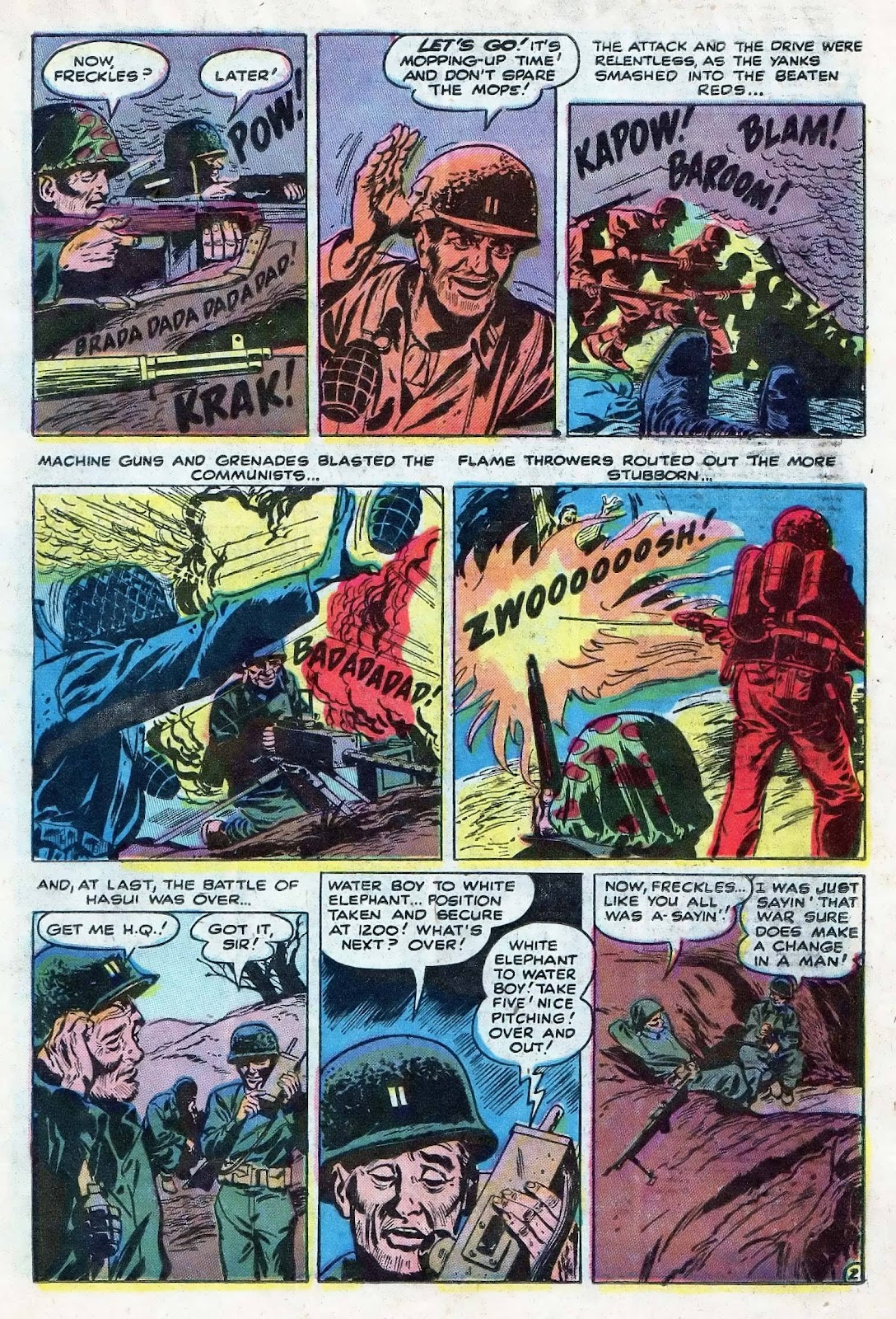Combat (1952) issue 8 - Page 23