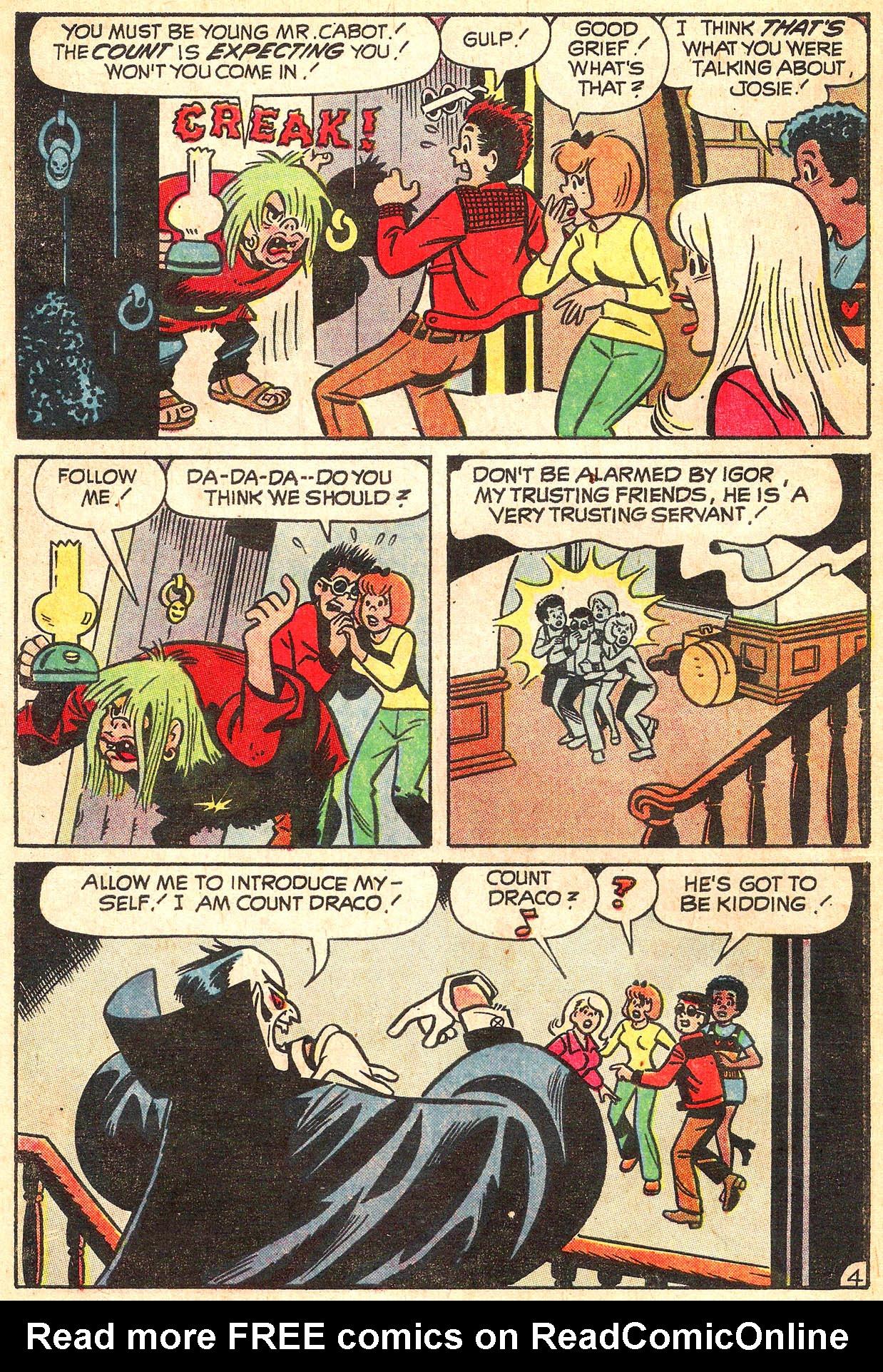 Read online She's Josie comic -  Issue #64 - 6