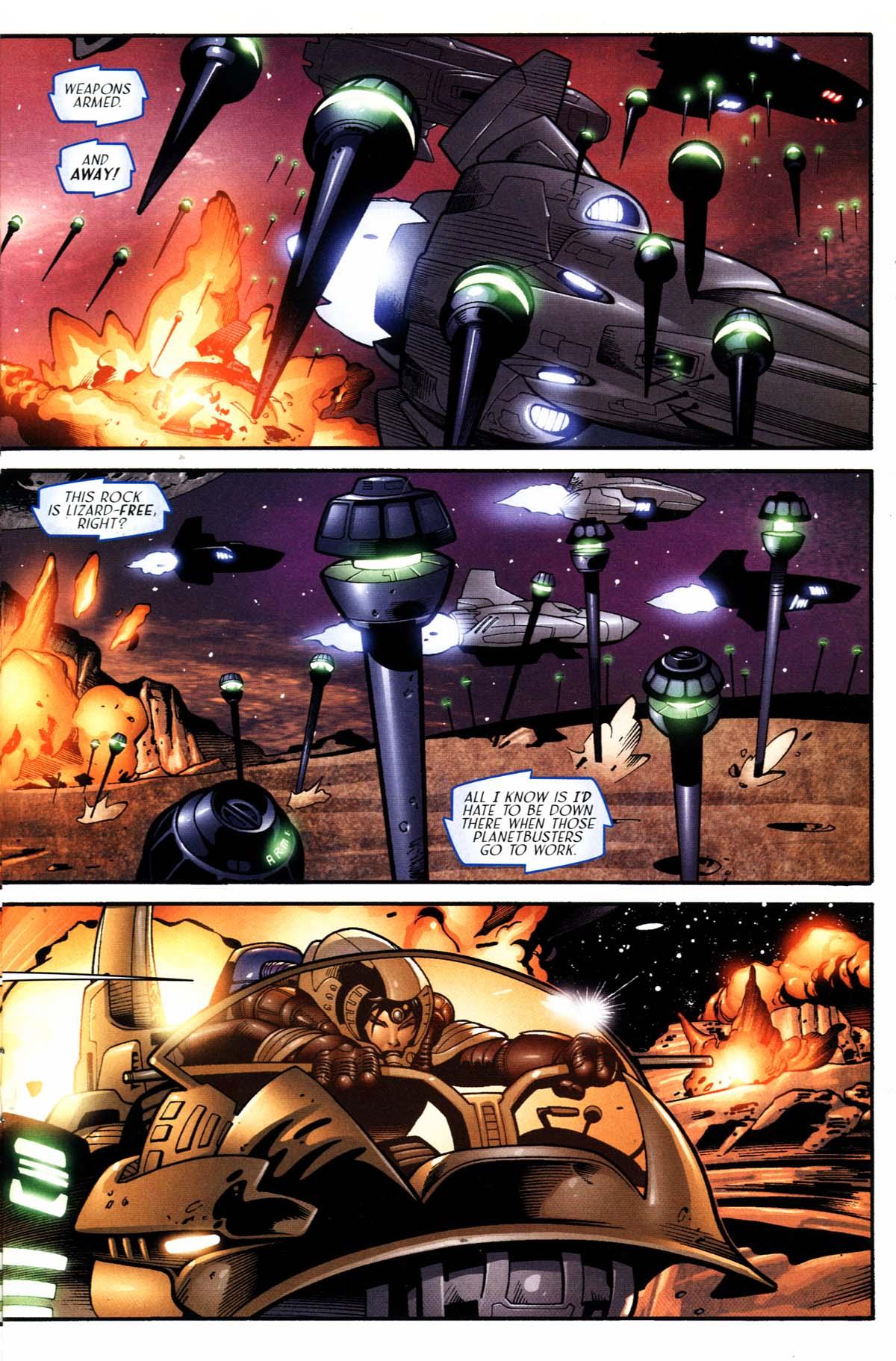 Read online Sigil (2000) comic -  Issue #23 - 23
