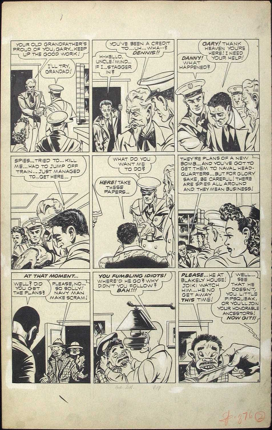 Green Hornet Comics issue 9 - Page 10