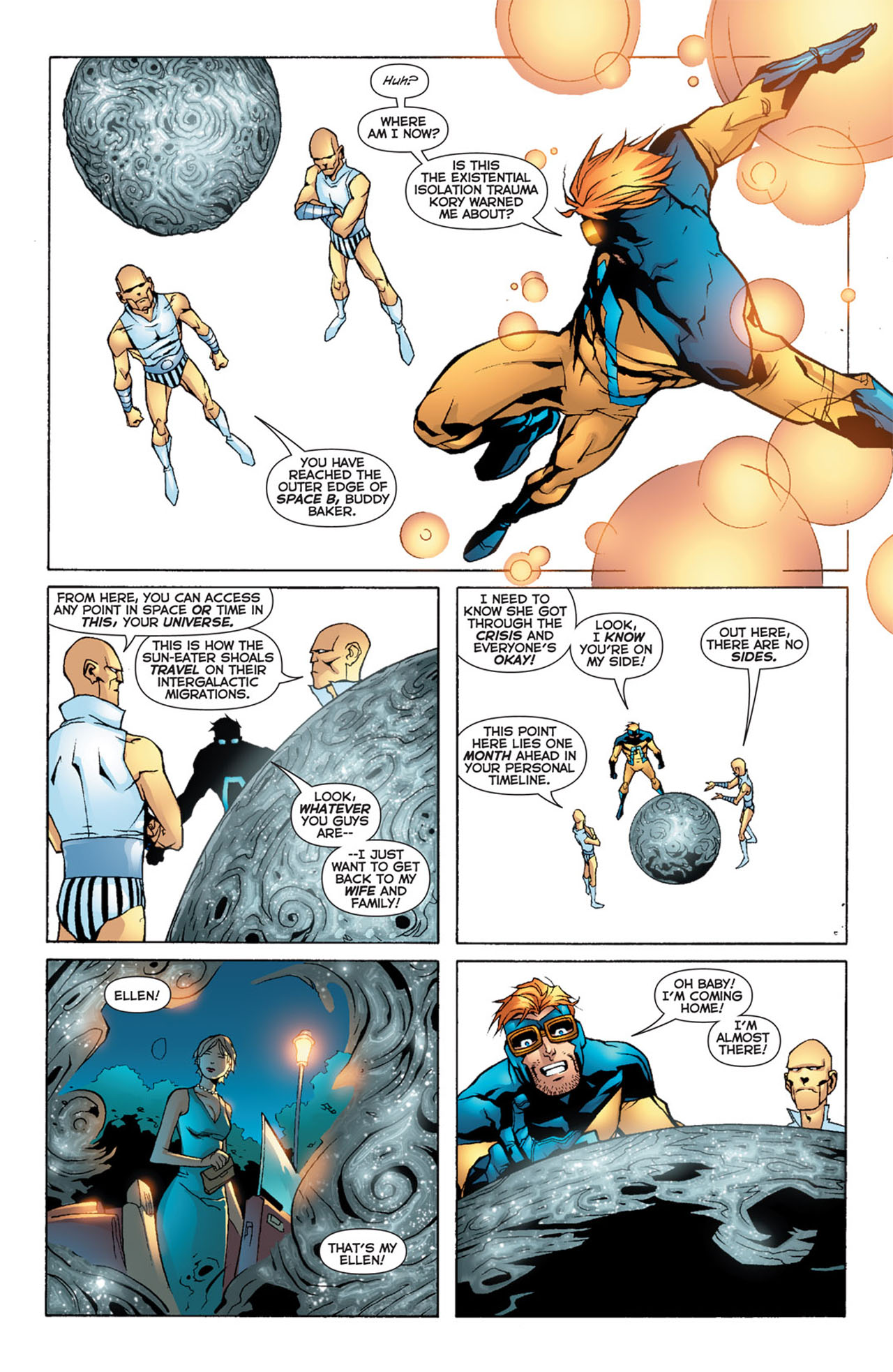 Read online 52 comic -  Issue #47 - 11