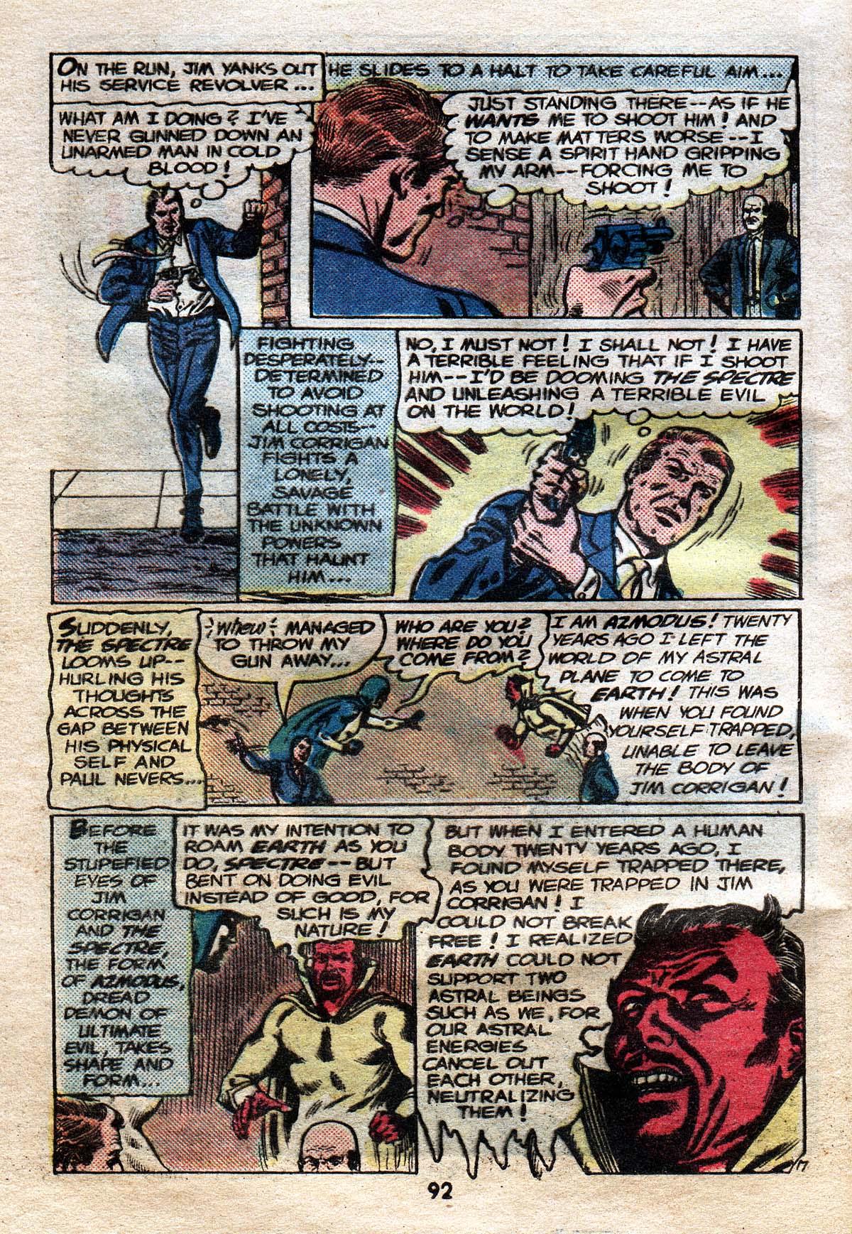 Read online Adventure Comics (1938) comic -  Issue #491 - 91