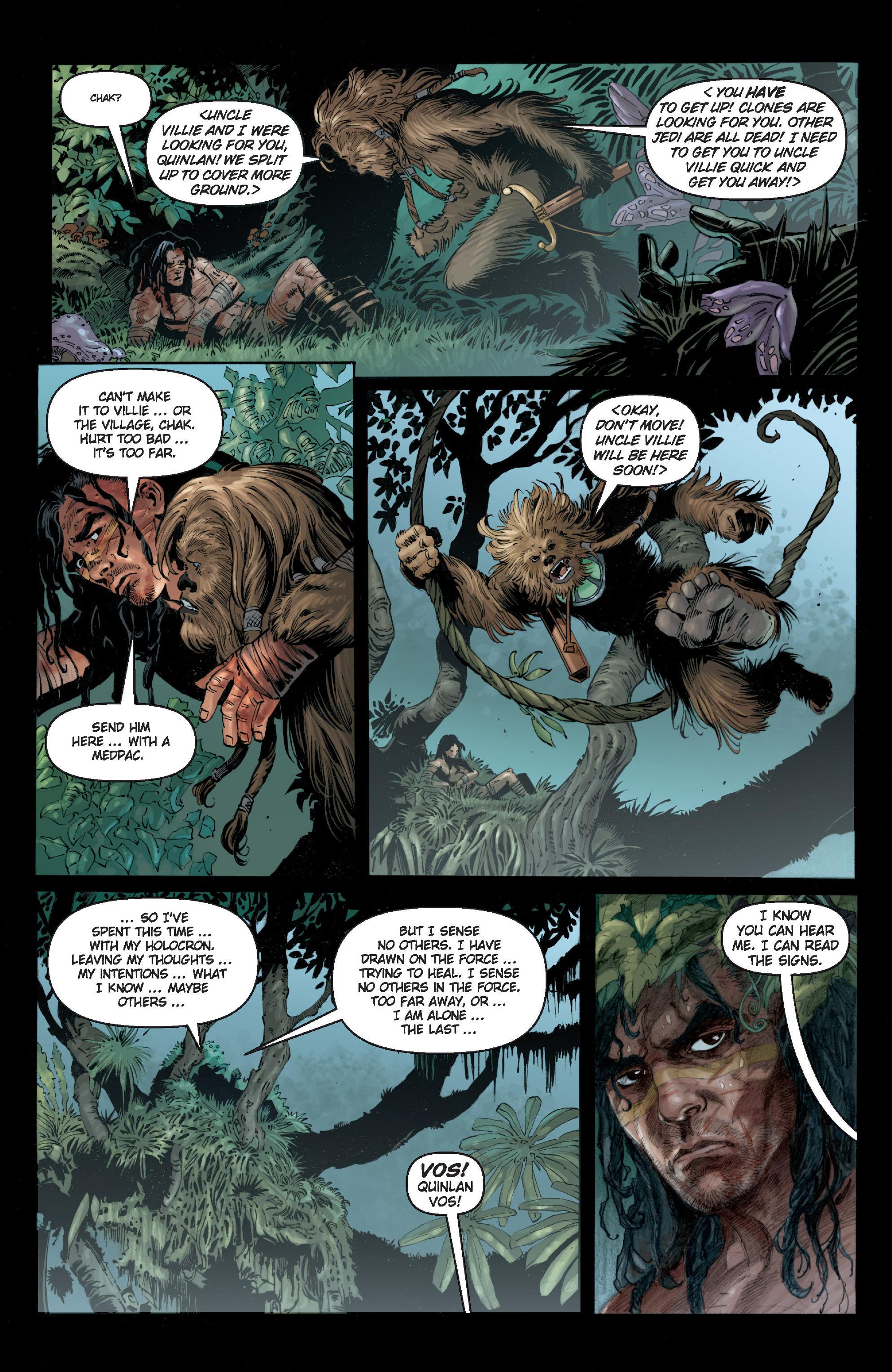 Read online Star Wars Omnibus comic -  Issue # Vol. 26 - 417