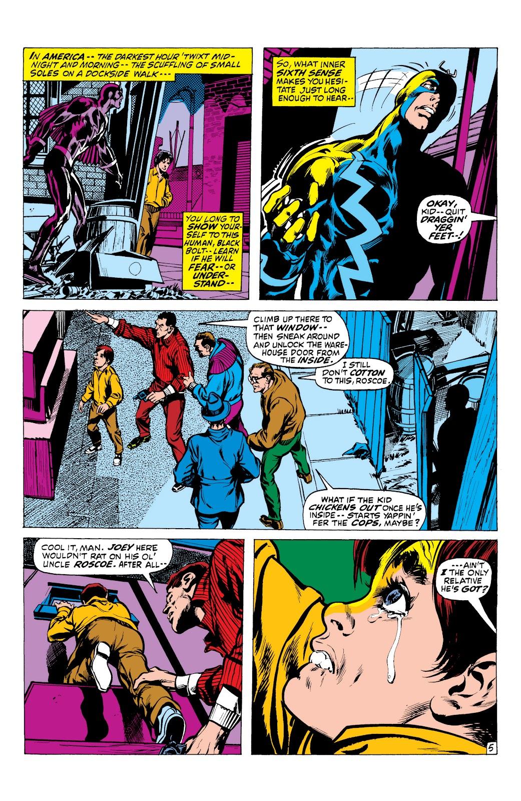 Read online Marvel Masterworks: The Inhumans comic -  Issue # TPB 1 (Part 2) - 18