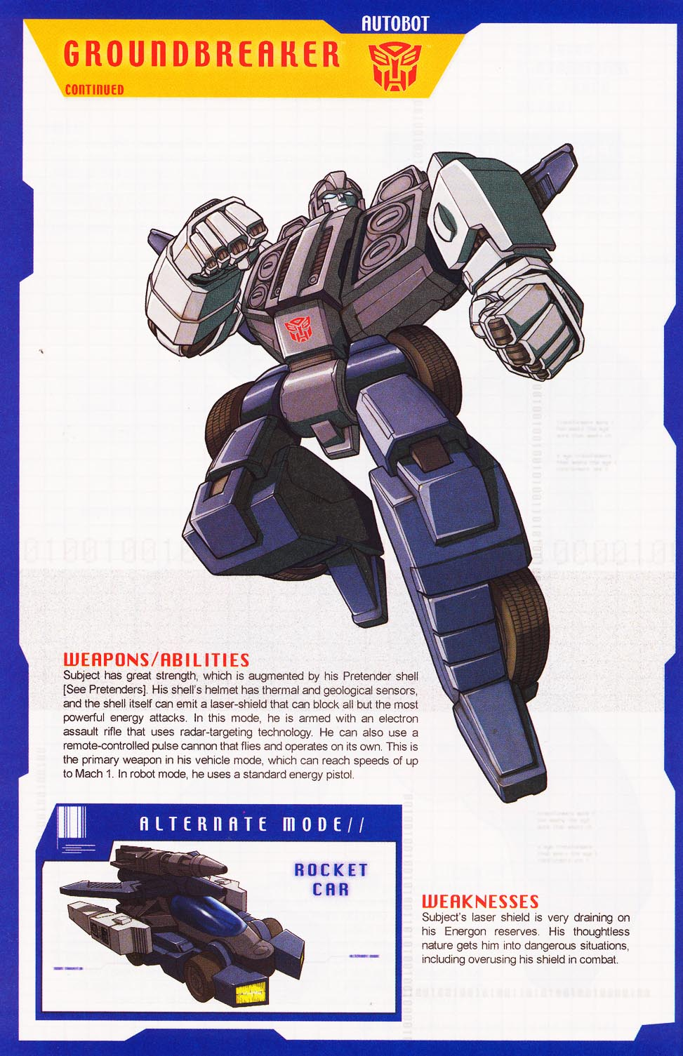 Read online Transformers: More than Meets the Eye comic -  Issue #3 - 10