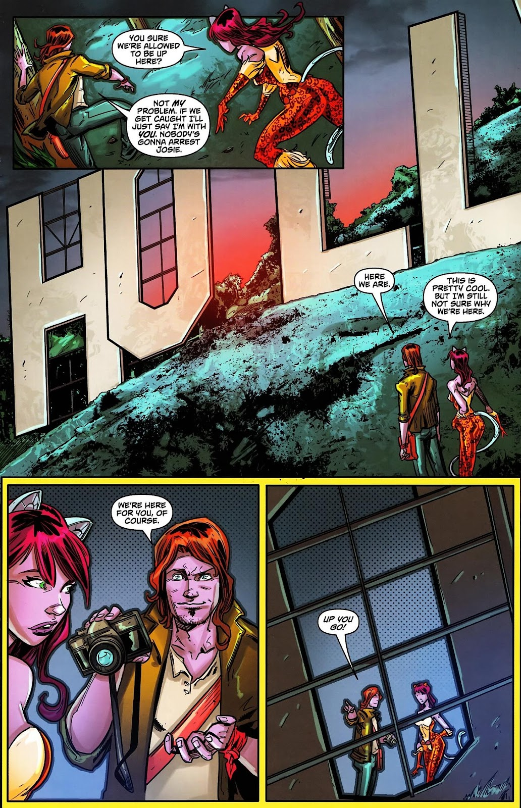 Read online Critter (2012) comic -  Issue #3 - 15
