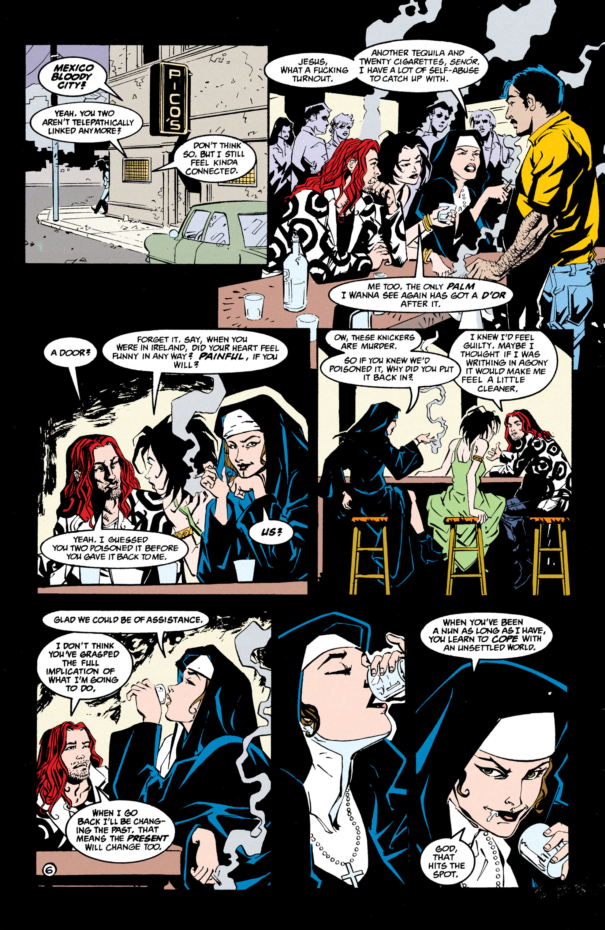 Read online Shade, the Changing Man comic -  Issue #68 - 7