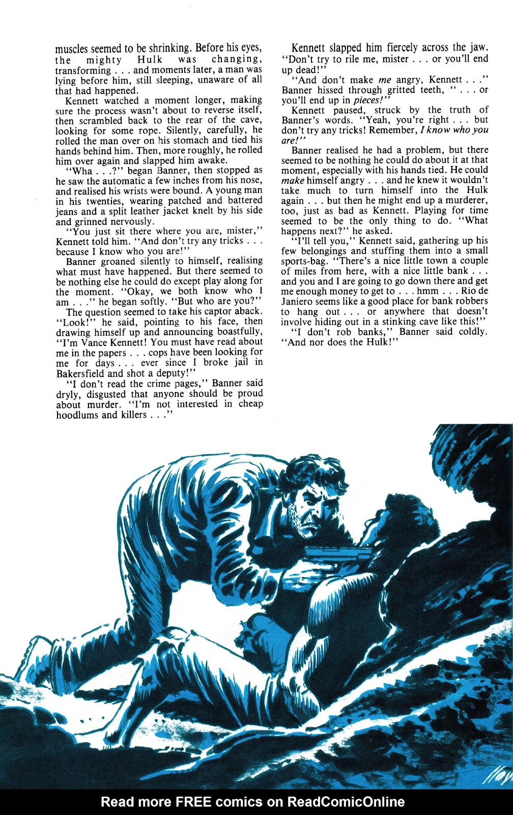 Read online Hulk: From The Marvel UK Vaults comic -  Issue # TPB (Part 2) - 62