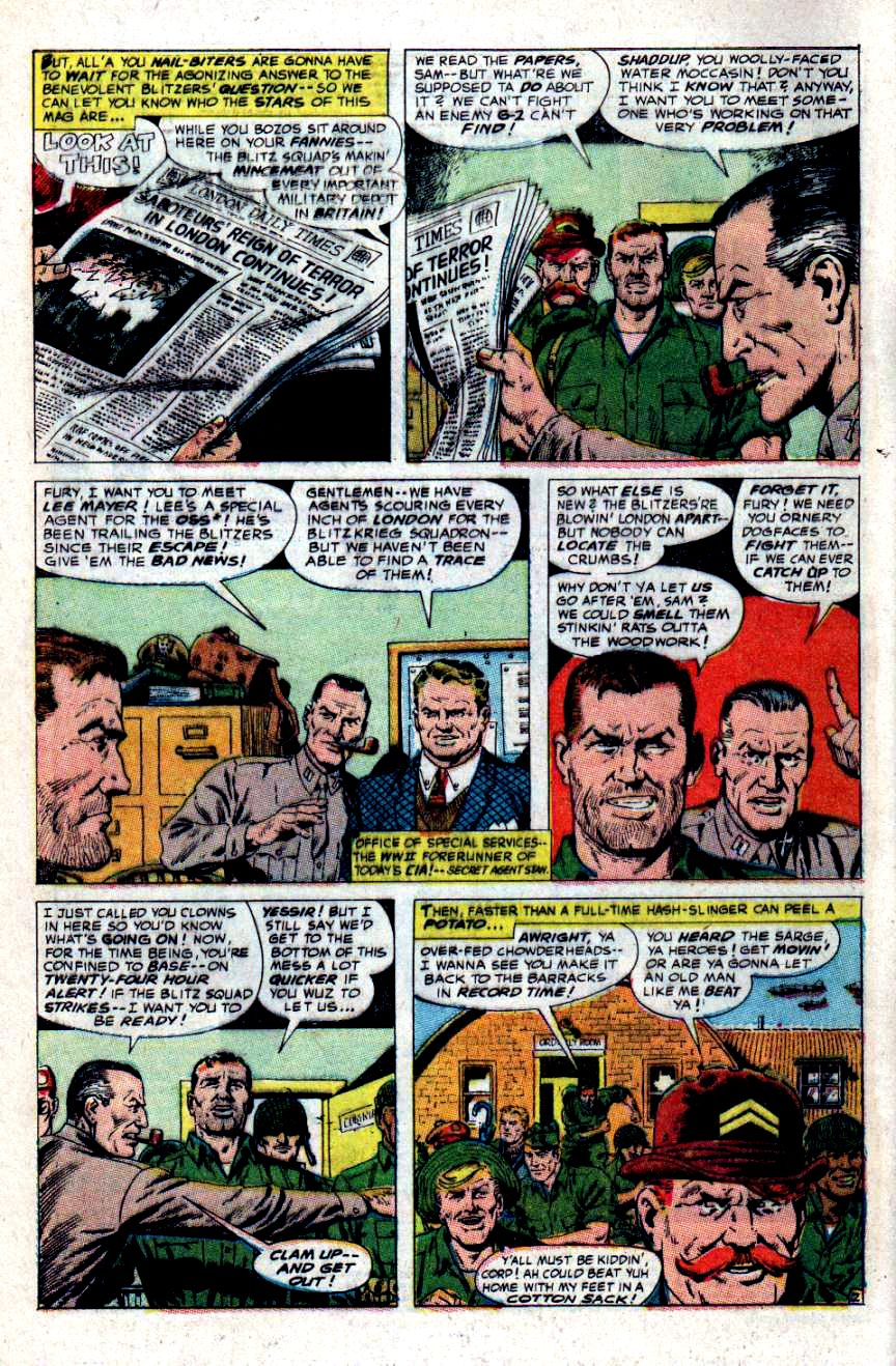 Read online Sgt. Fury comic -  Issue #48 - 4