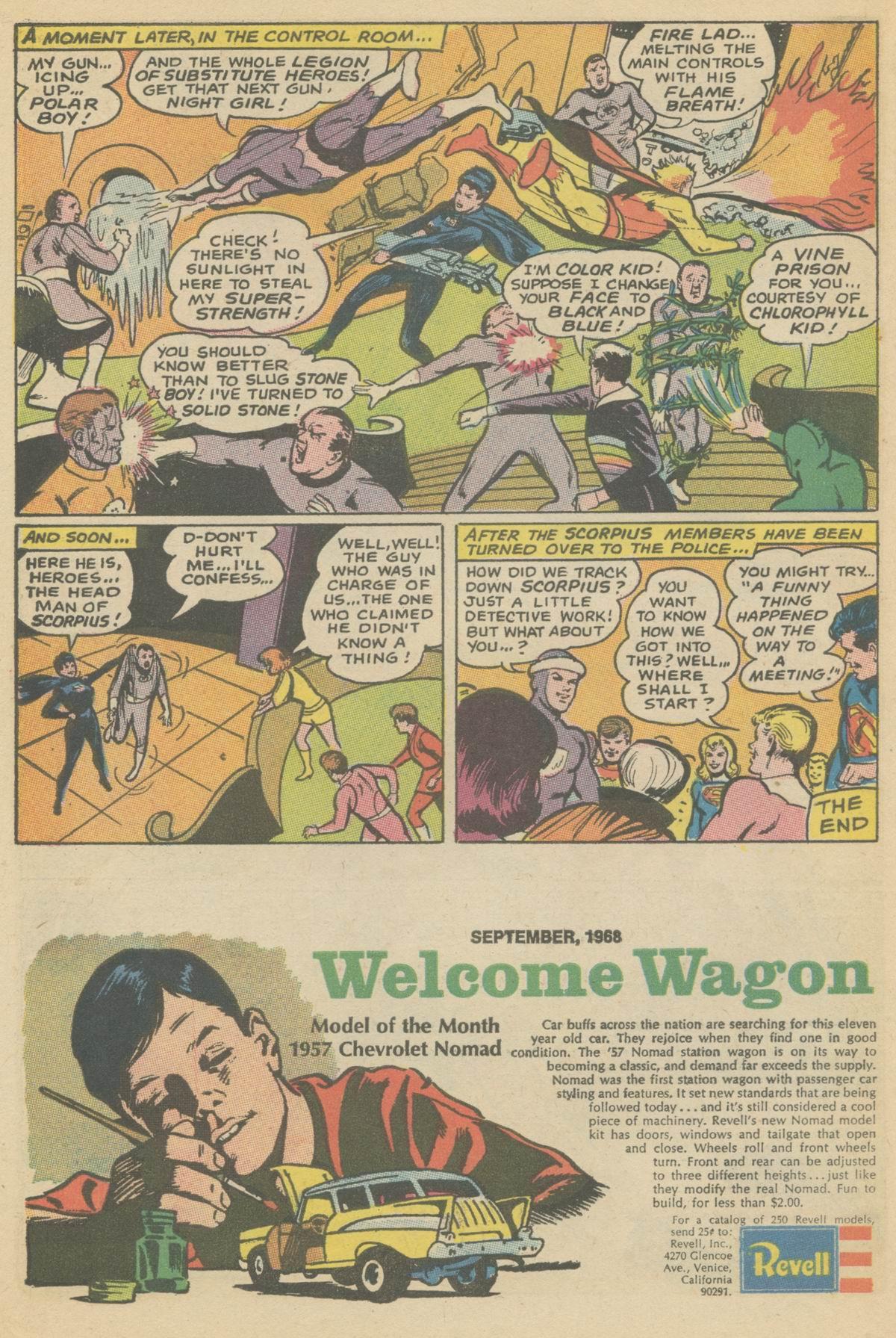 Read online Adventure Comics (1938) comic -  Issue #374 - 30