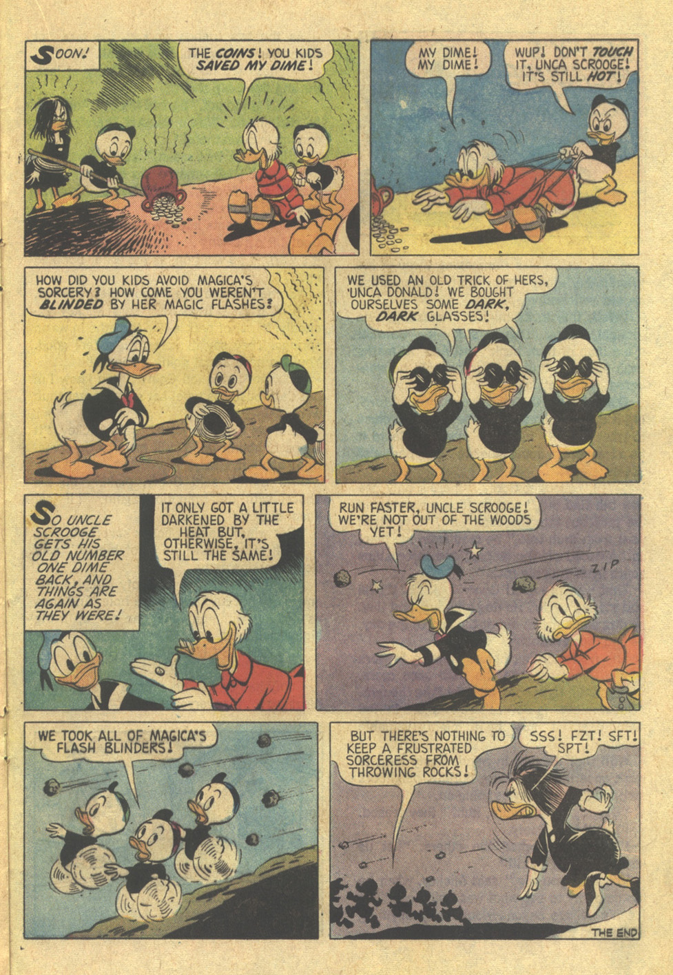 Read online Uncle Scrooge (1953) comic -  Issue #36 - 19