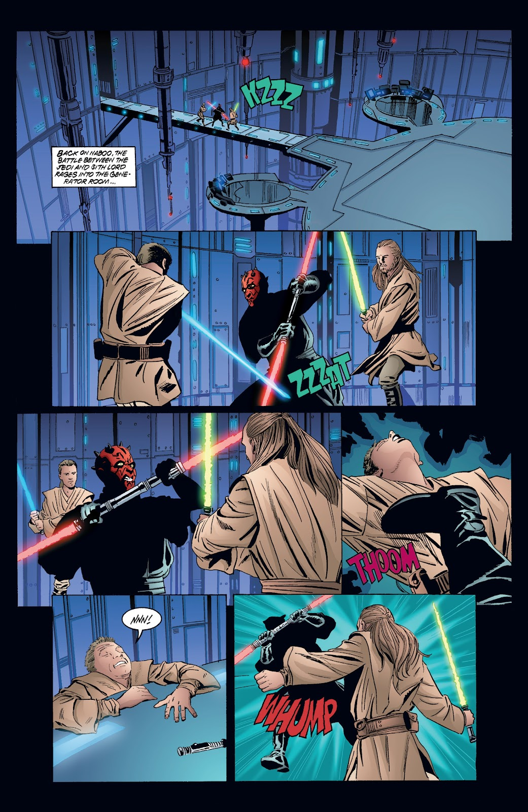 Read online Star Wars Legends: Rise of the Sith - Epic Collection comic -  Issue # TPB 2 (Part 4) - 26
