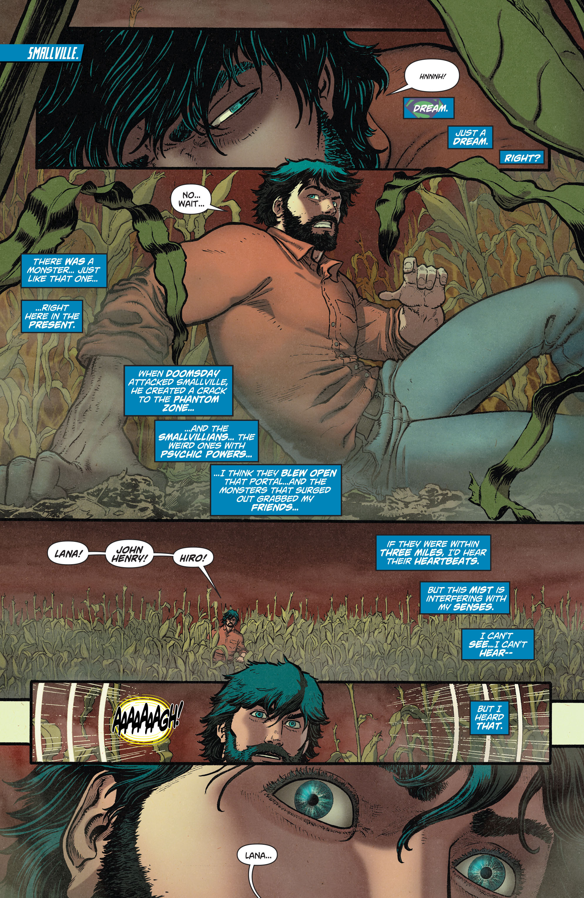 Read online Action Comics (2011) comic -  Issue #38 - 4