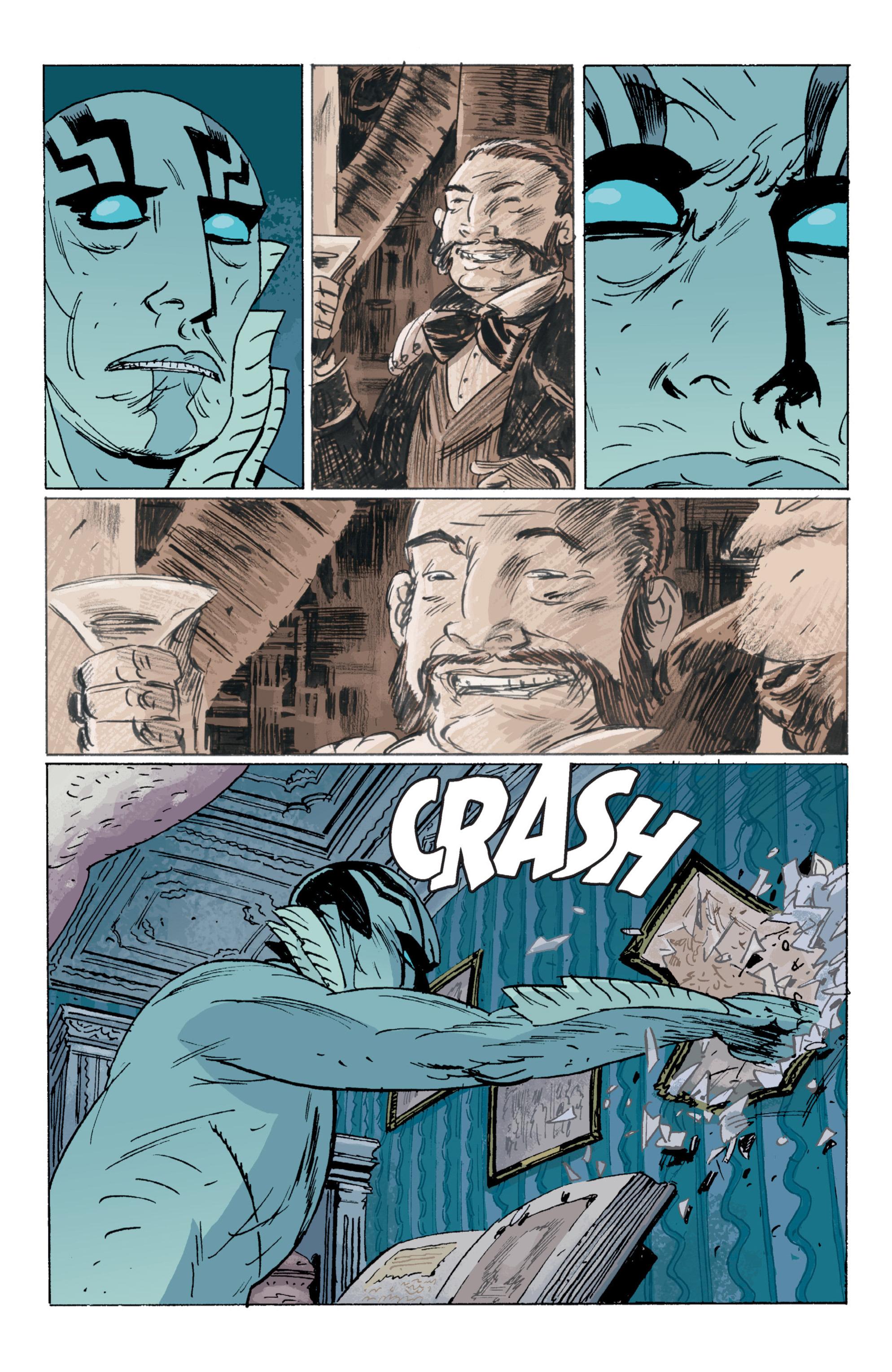 Read online B.P.R.D. (2003) comic -  Issue # TPB 7 - 81