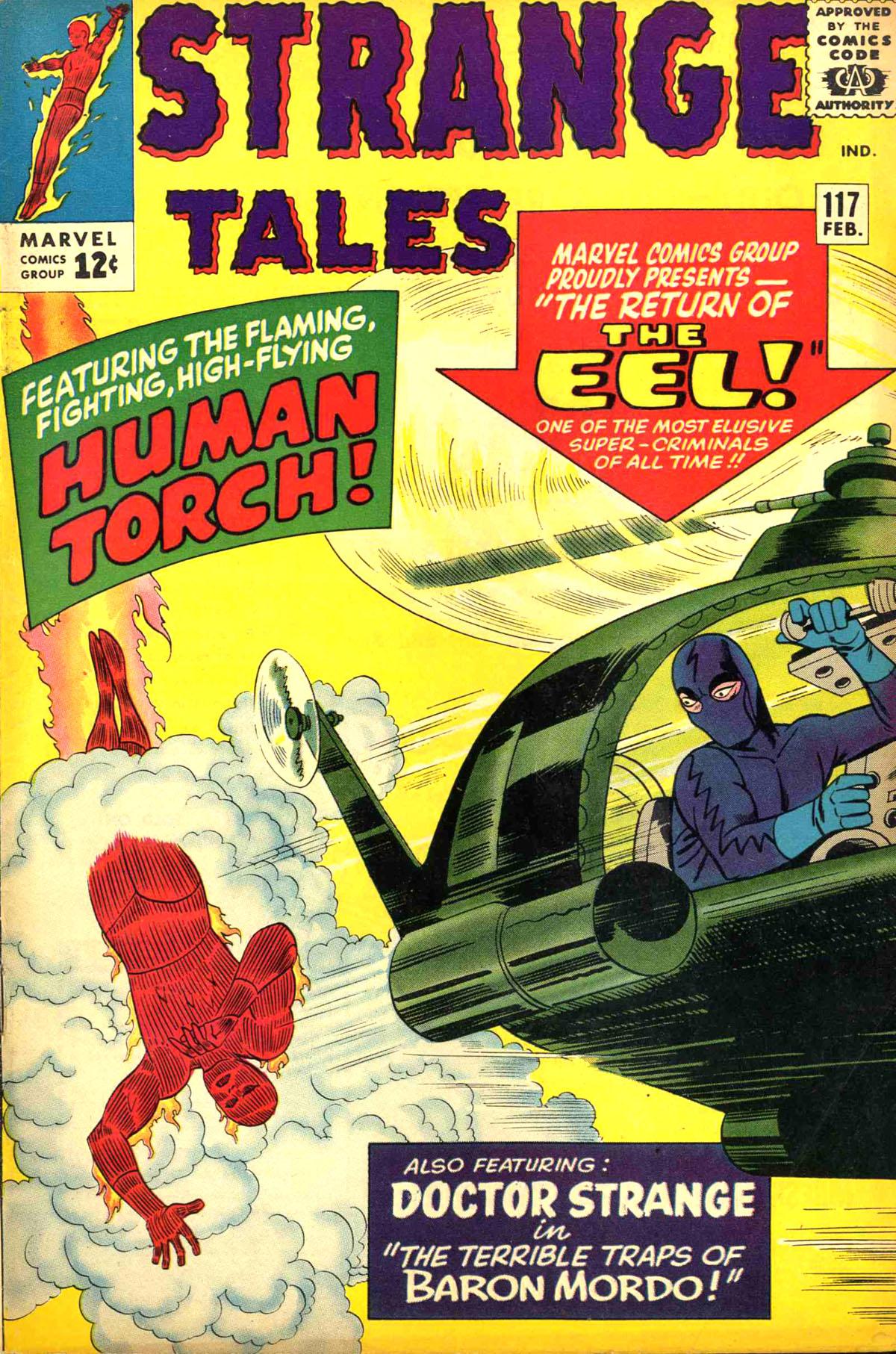 Strange Tales (1951) 117 Page 1