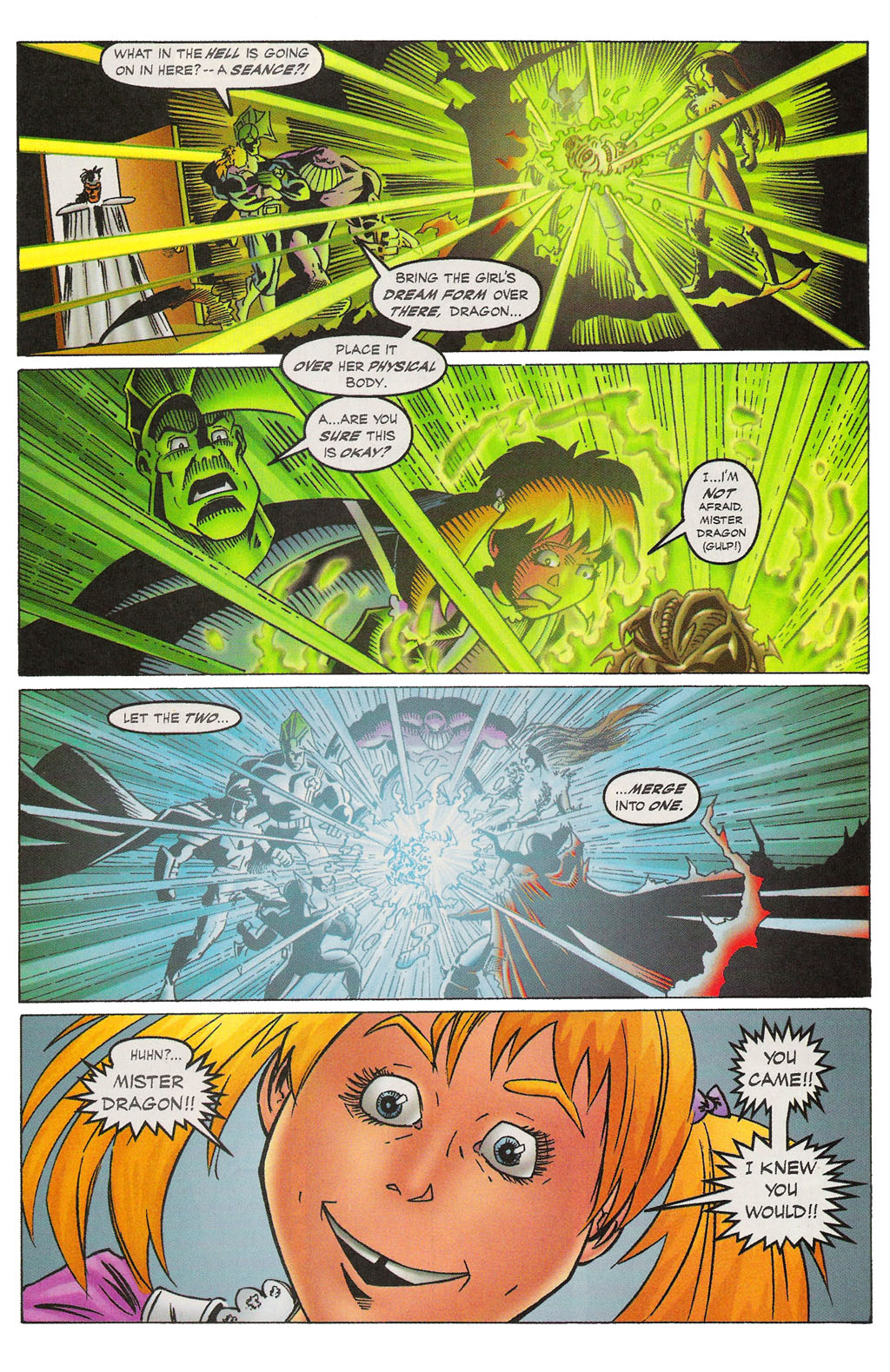 Read online Altered Image comic -  Issue #3 - 25