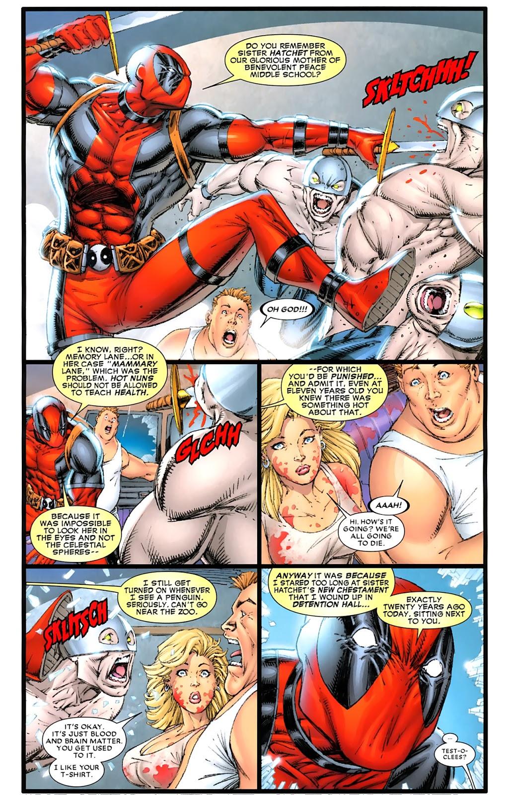 Read online Deadpool (2008) comic -  Issue #900 - 35